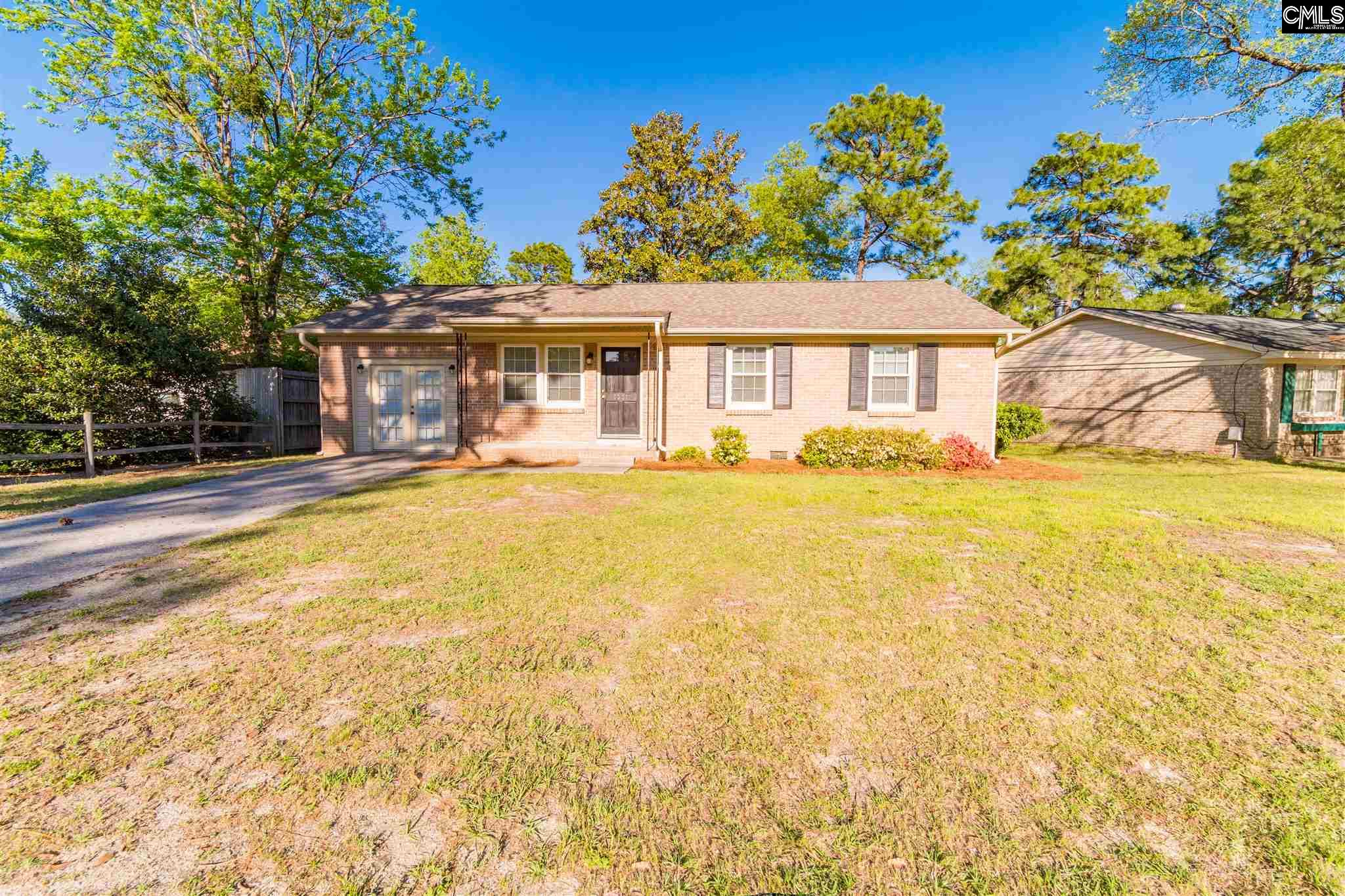1001 Sunbright West Columbia, SC 29170