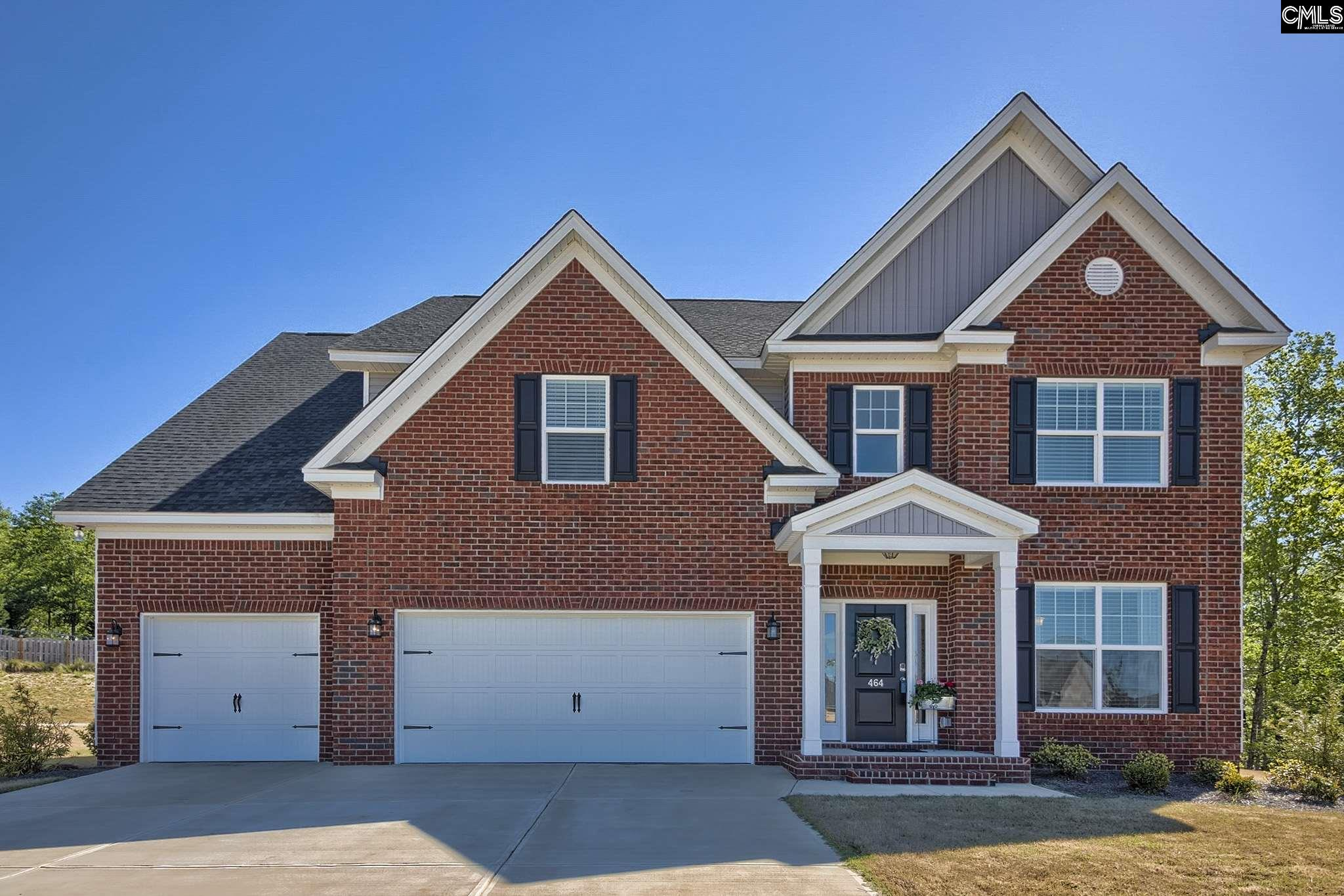 464 Maple Valley Blythewood, SC 29016