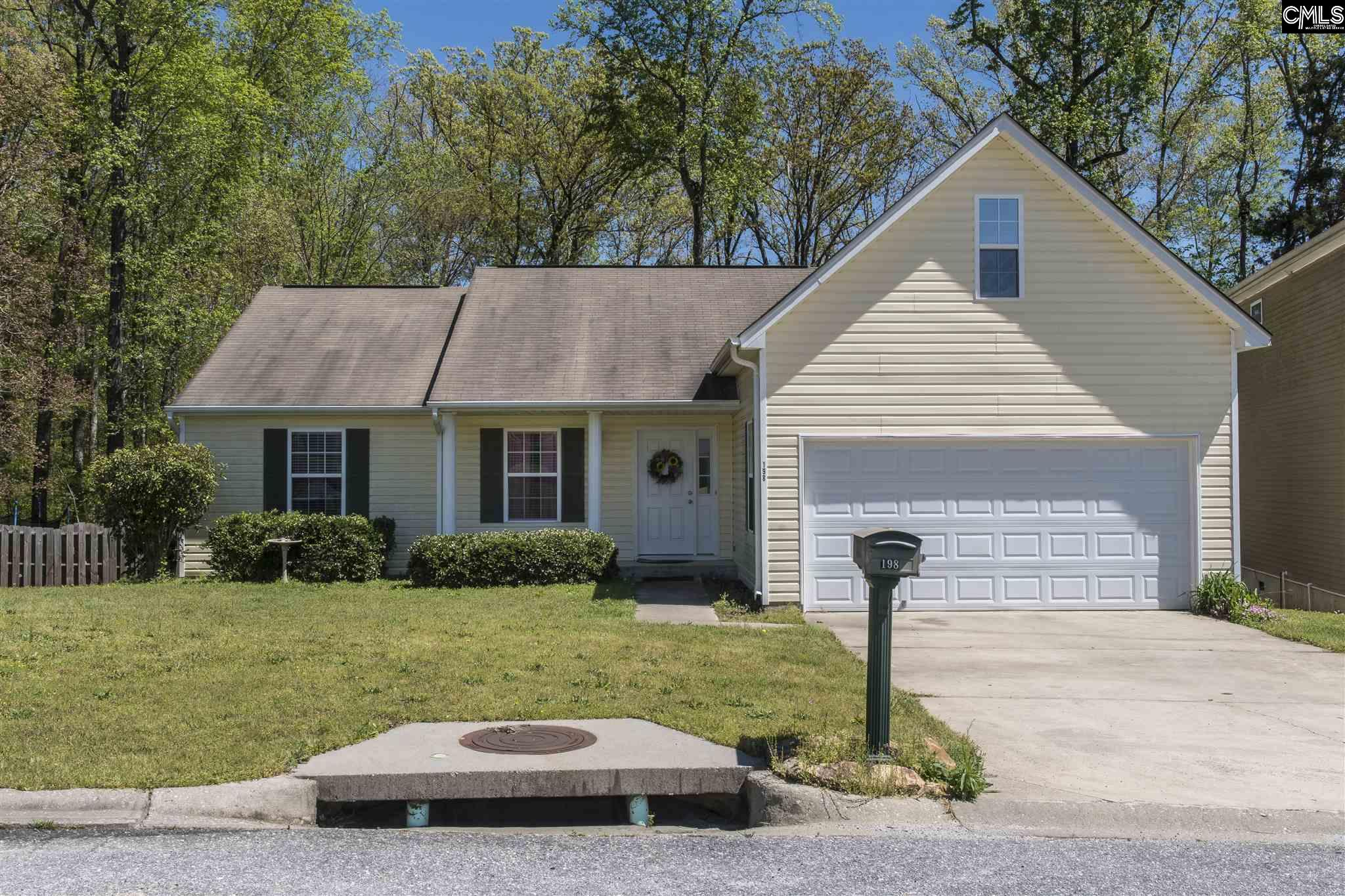 198 Walkbridge Chapin, SC 29036