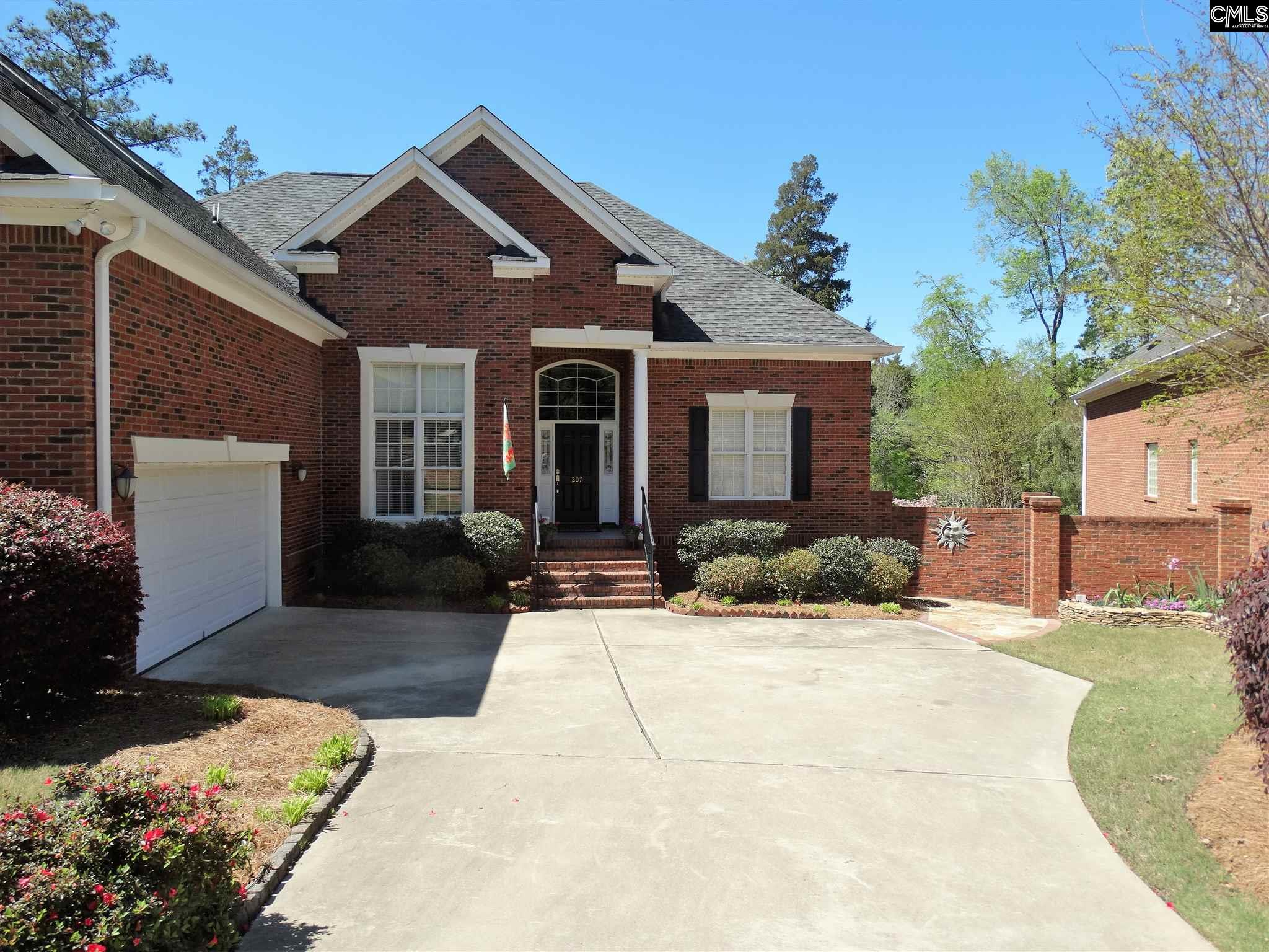 207 Savannah Branch Irmo, SC 29063