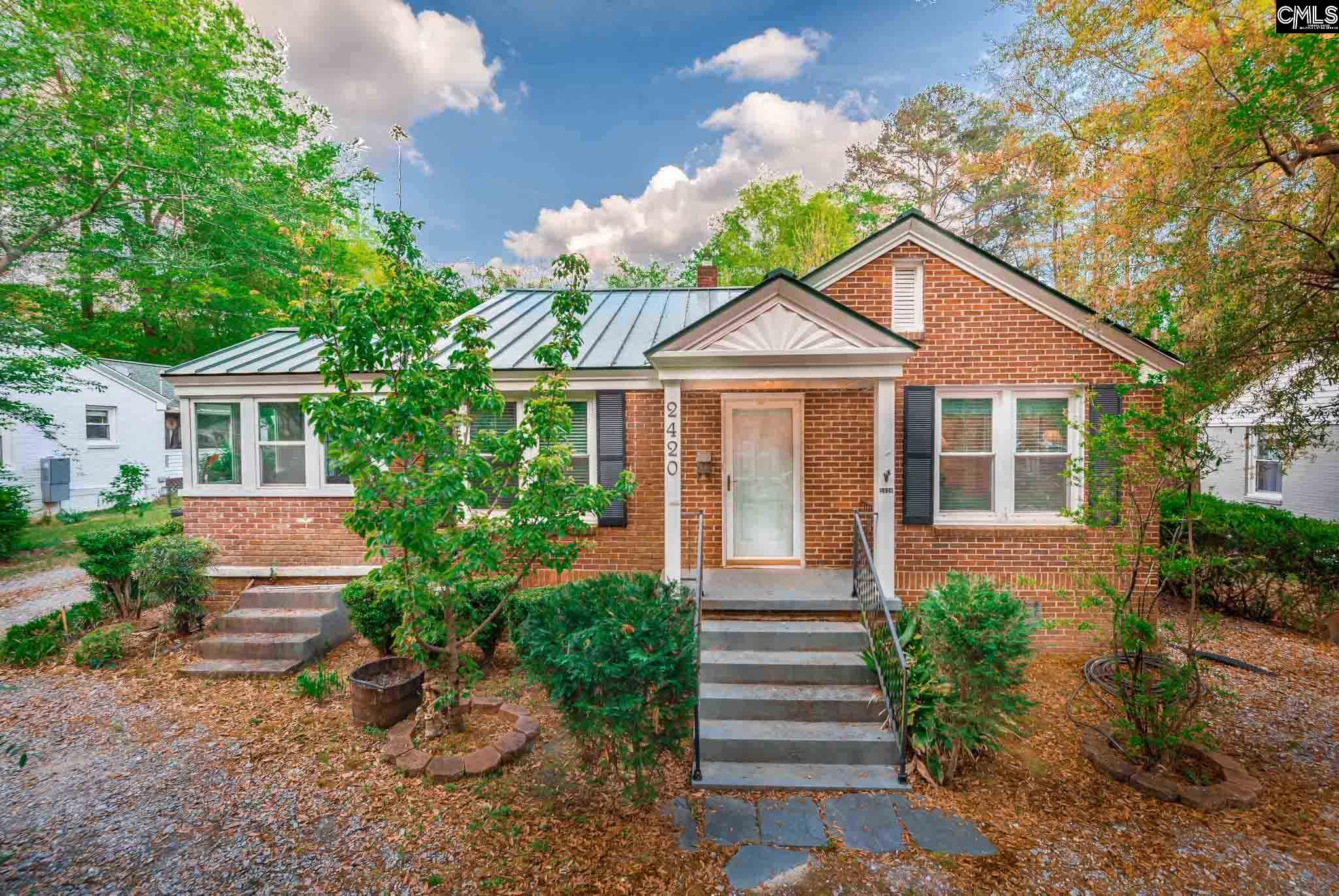 2420 Glenwood Columbia, SC 29204