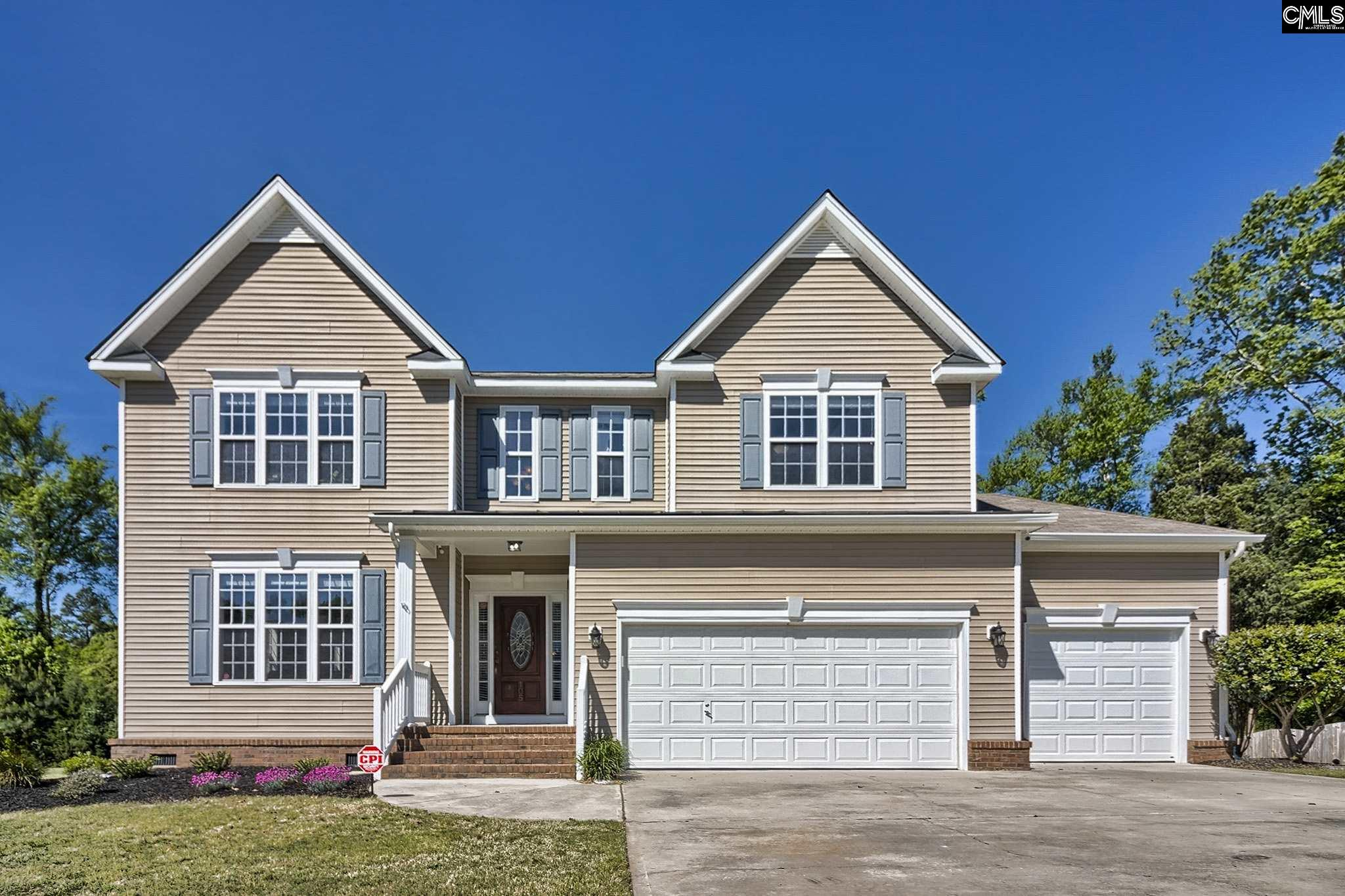 105 Hearthwood Irmo, SC 29063