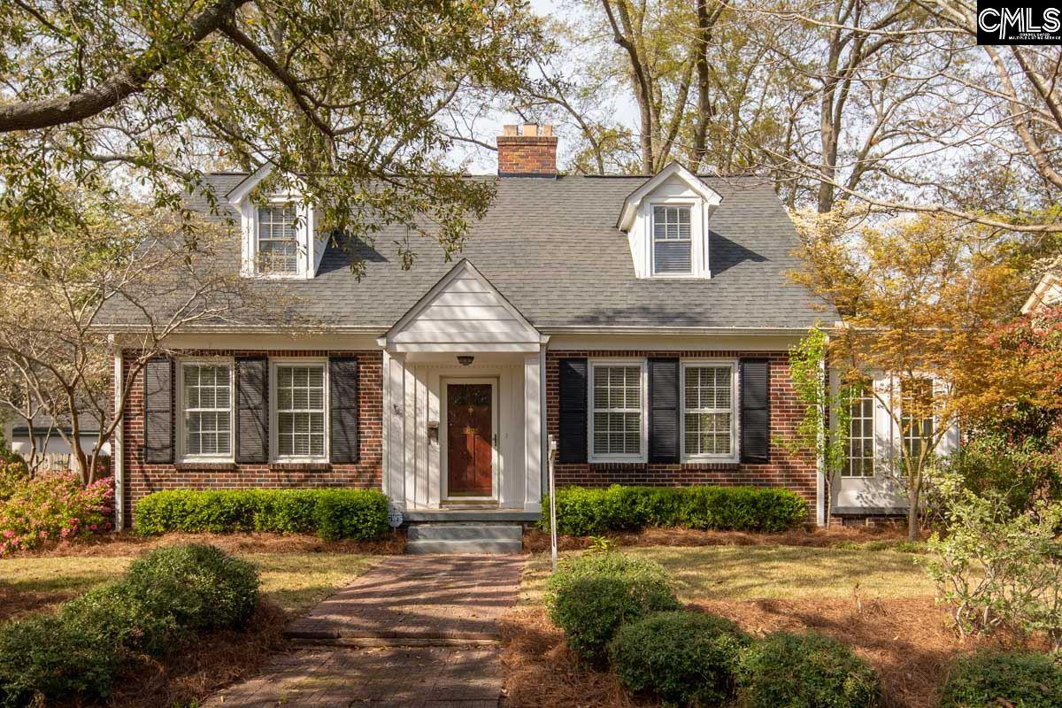2805 Webster Columbia, SC 29205