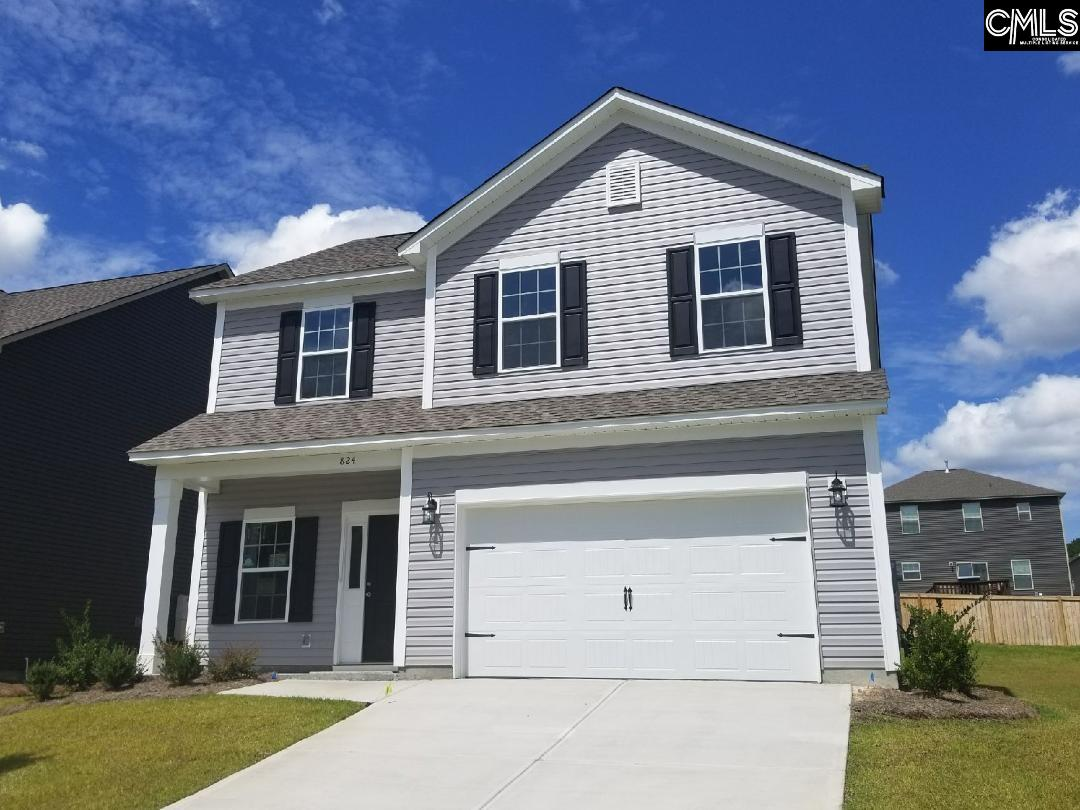 824 Red Solstice (lot 151) Lexington, SC 29073