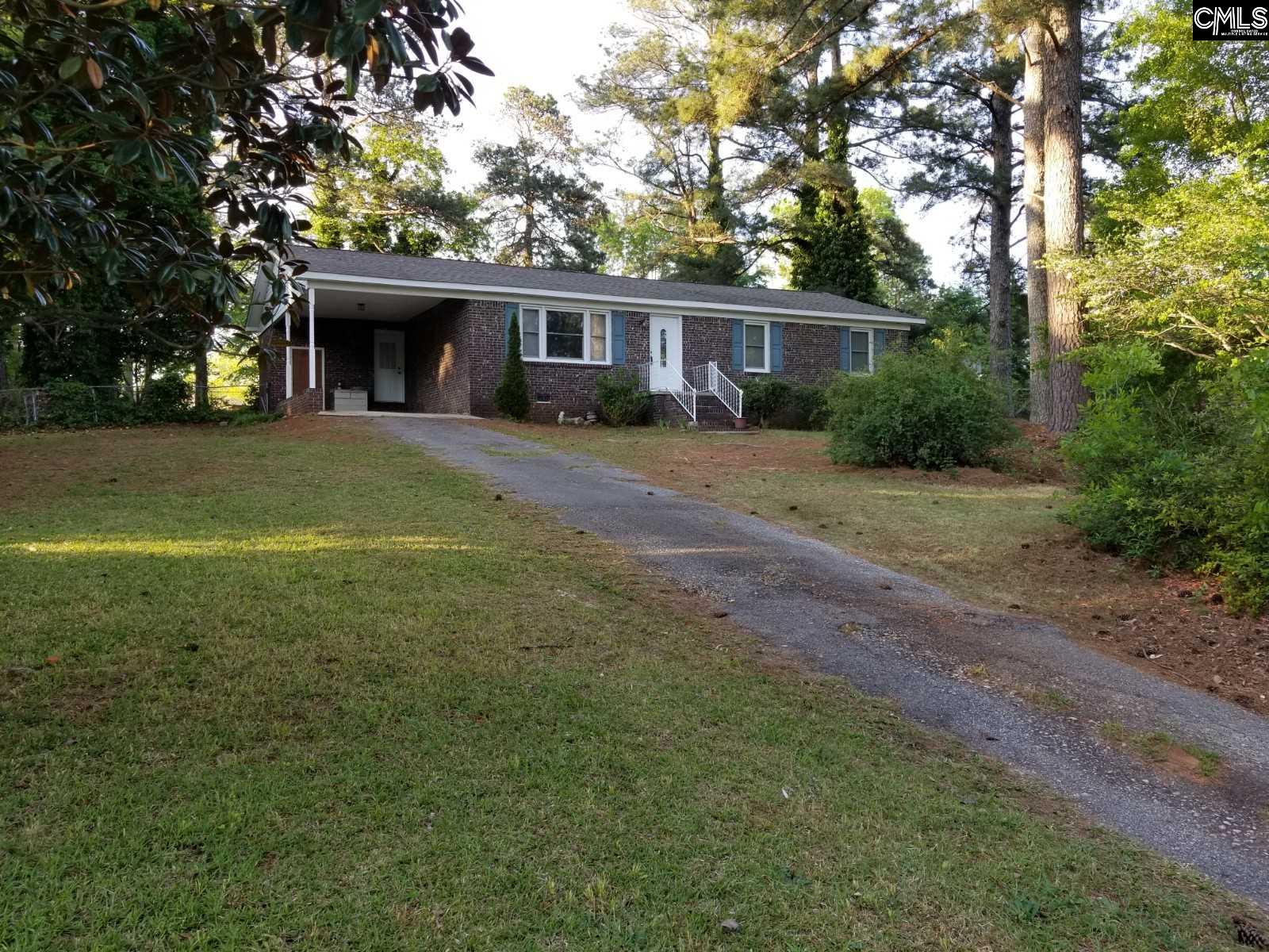 335 Arrowood Winnsboro, SC 29180