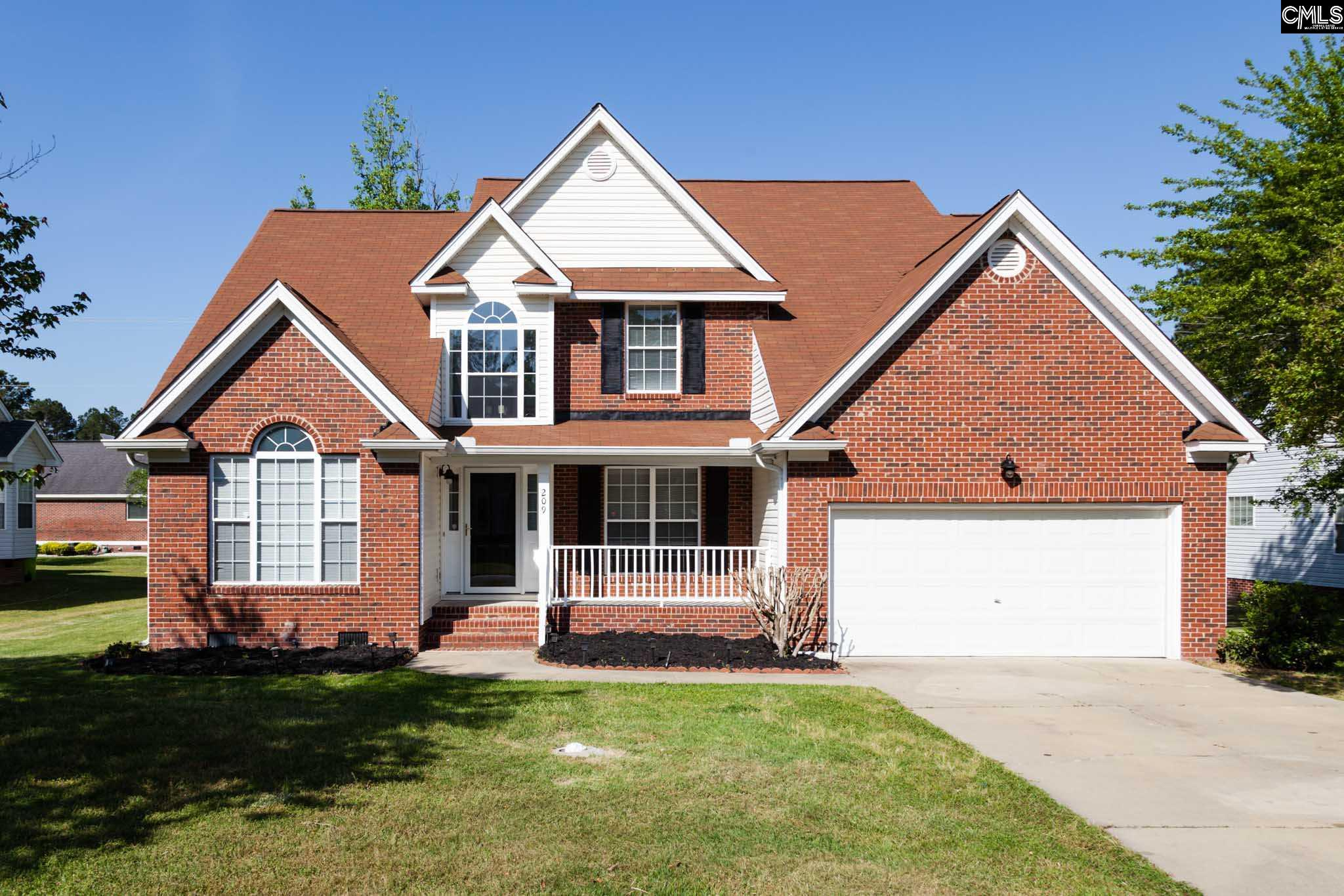 209 Brickingham Columbia, SC 29229-8789