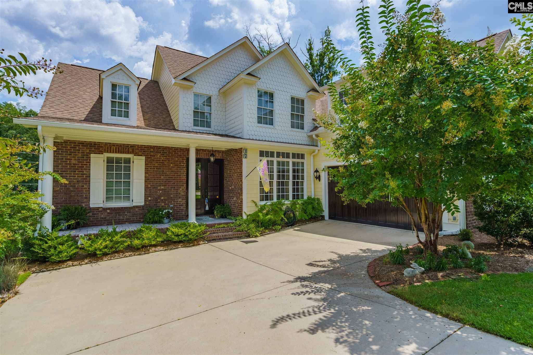 17 Creek Manor Columbia, SC 29206-1485