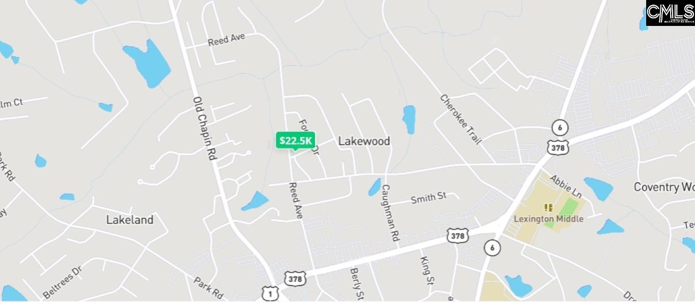 306 Reed #Lot 2 Lexington, SC 29072