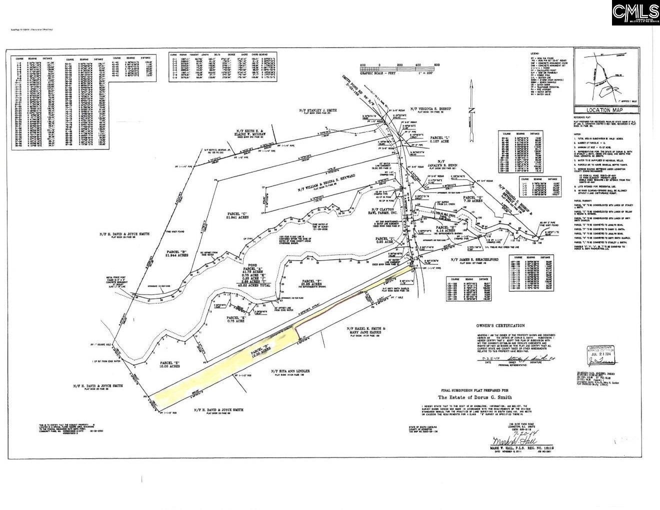 528 Smith Pond Lexington, SC 29072