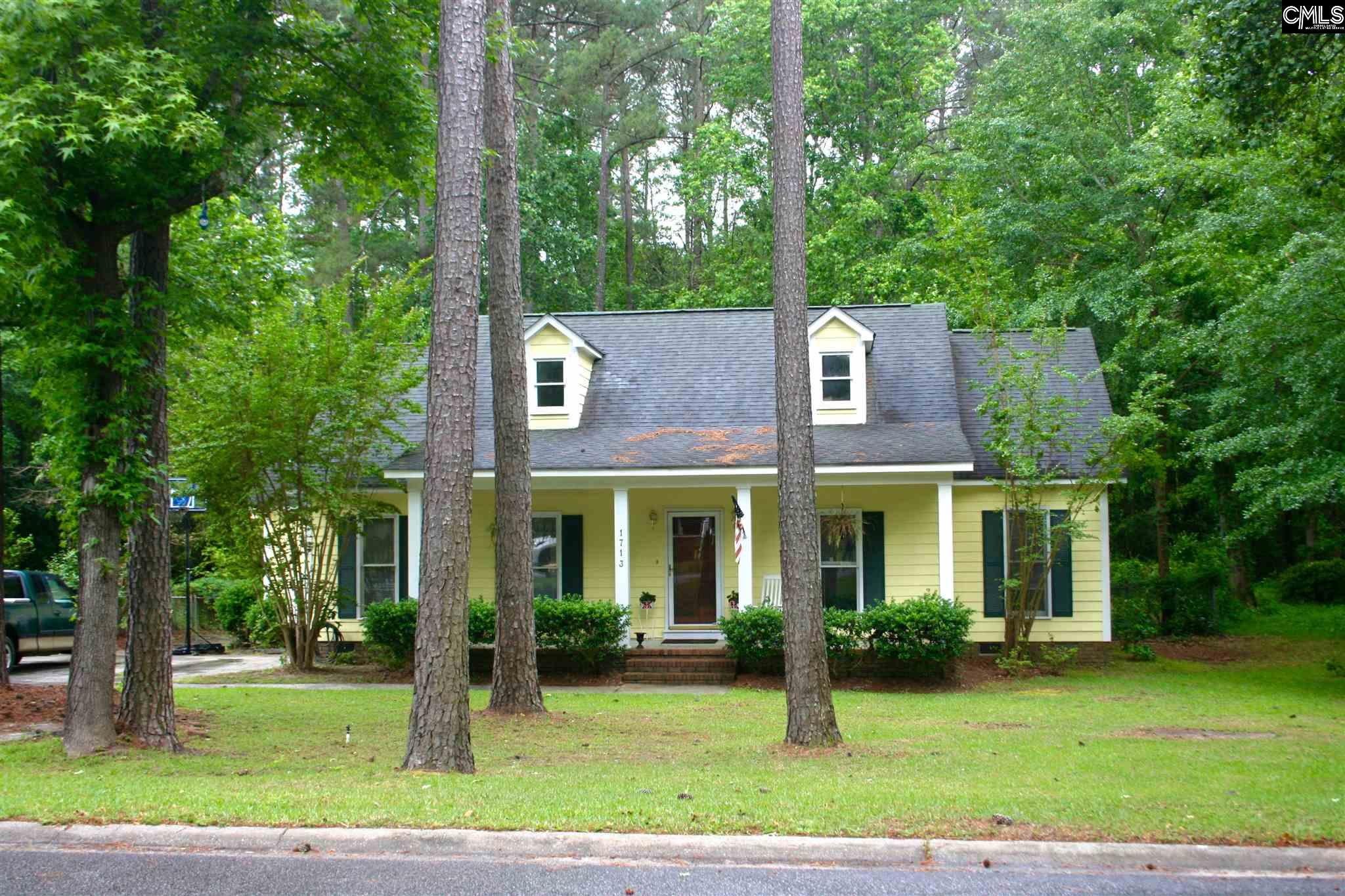 1713 Forest Trace Columbia, SC 29204