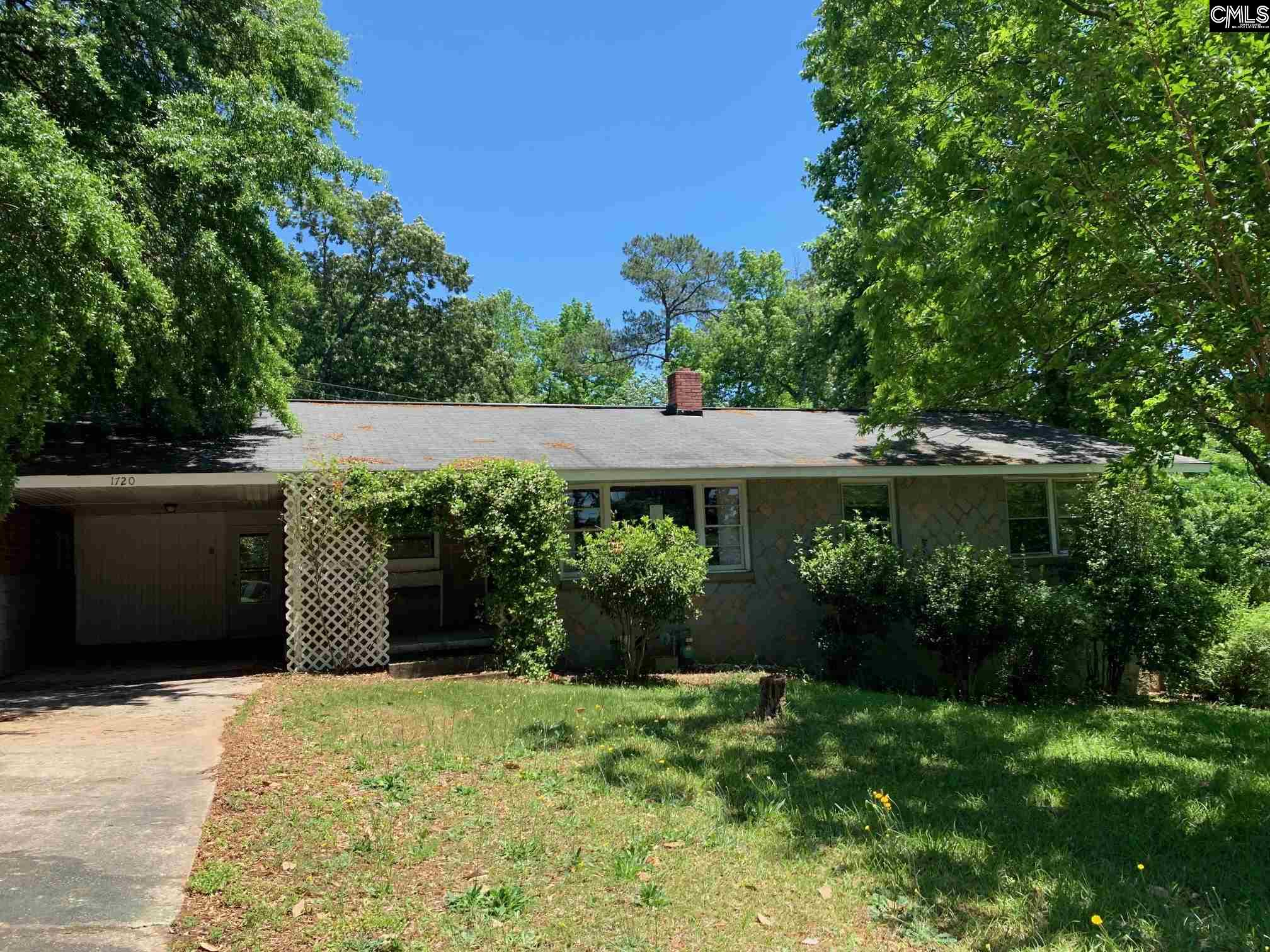 1720 Morninghill Columbia, SC 29210