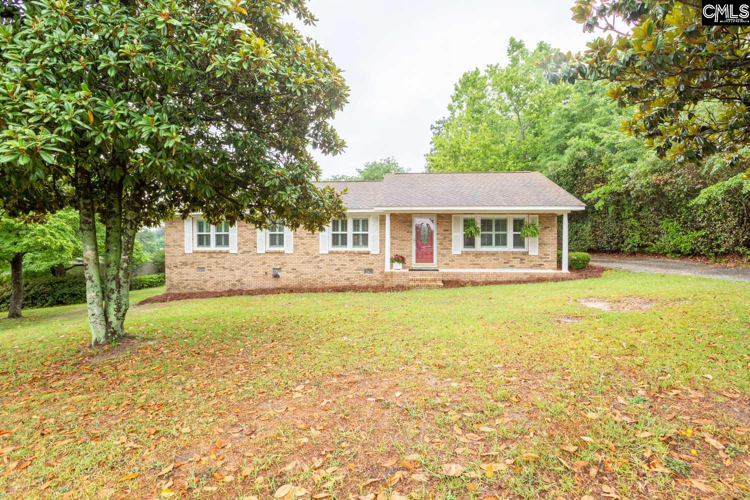 4725 Alpine Columbia, SC 29223