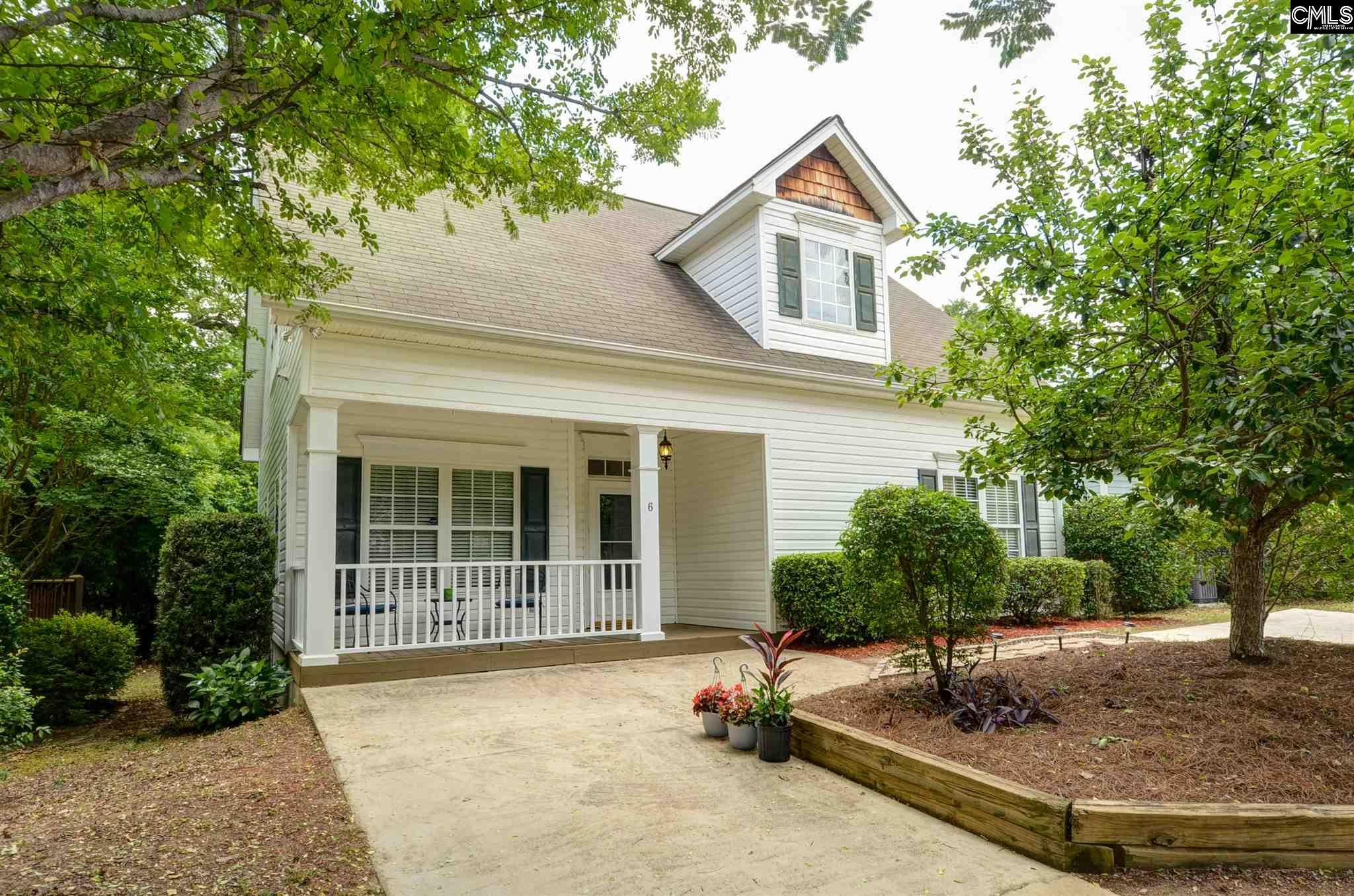 6 Canal Place Columbia, SC 29201