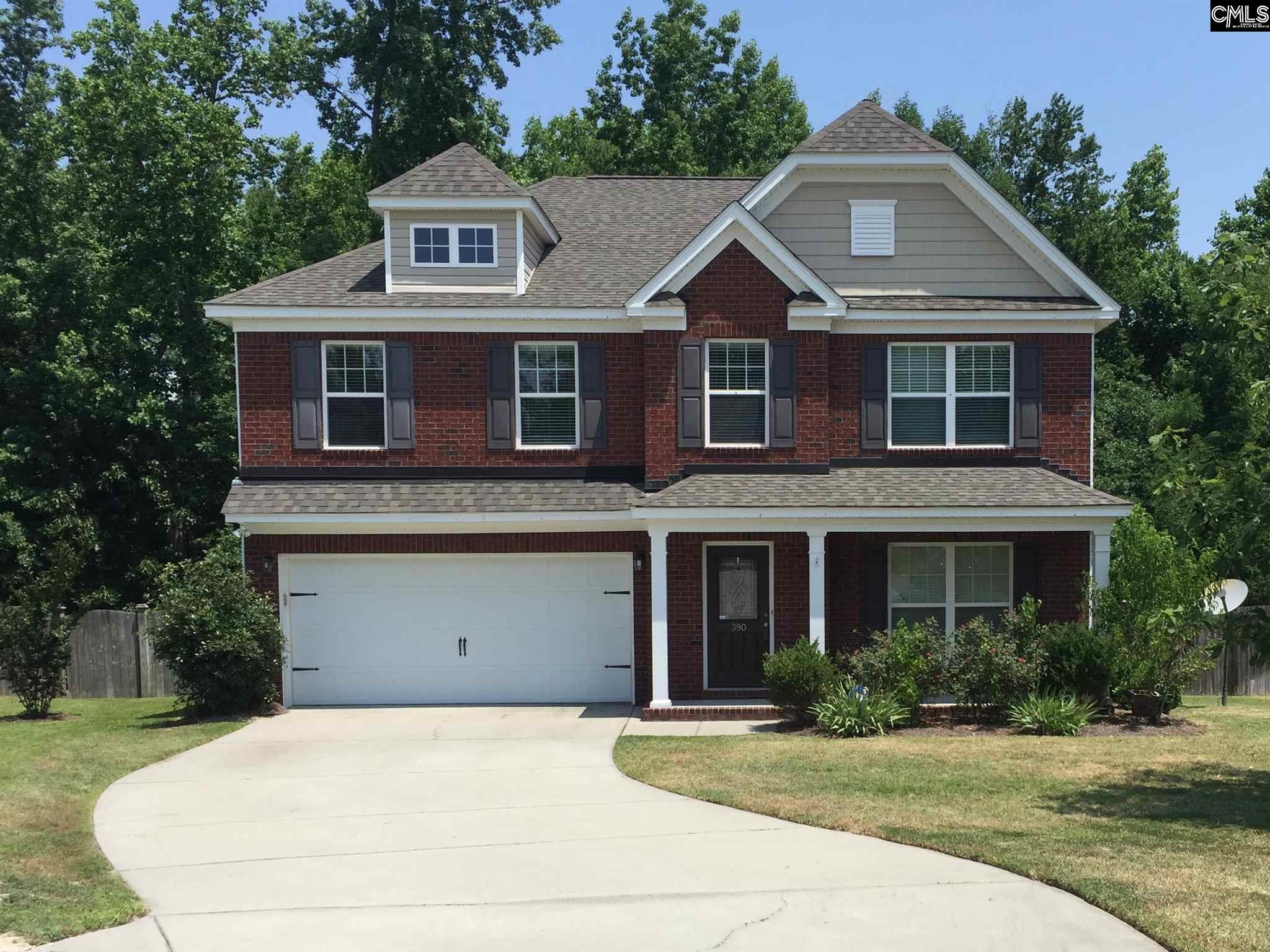 390 Quiet Creek Blythewood, SC 29016