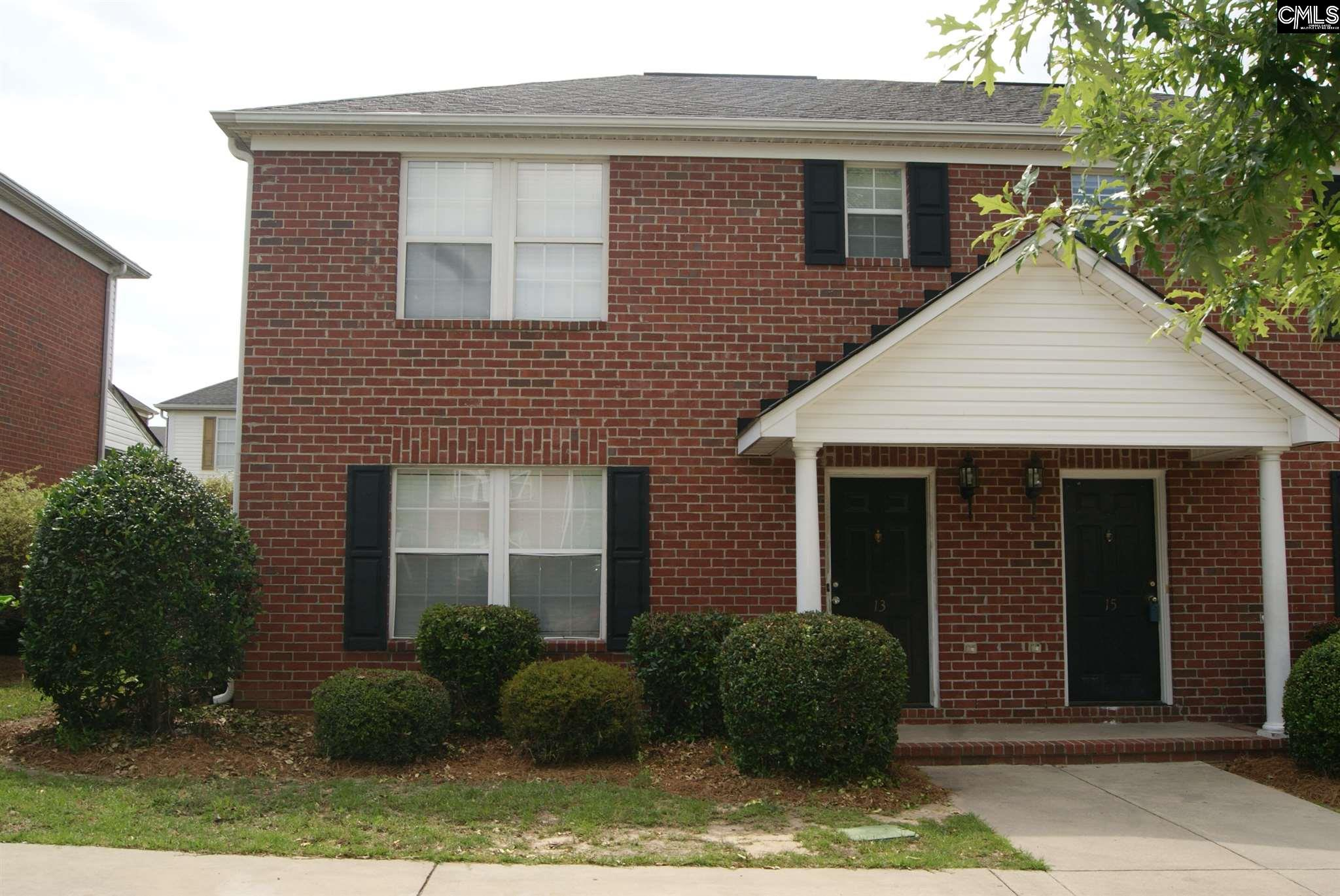 13 Pennridge Columbia, SC 29229