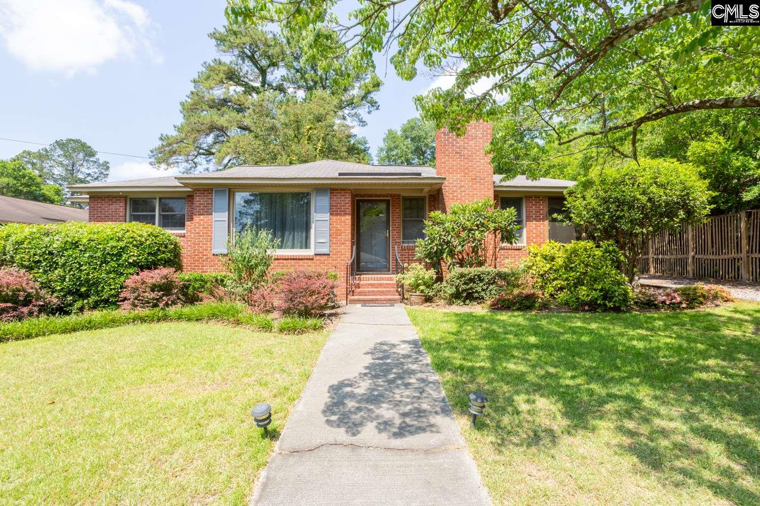 1211 Deerwood Columbia, SC 29205