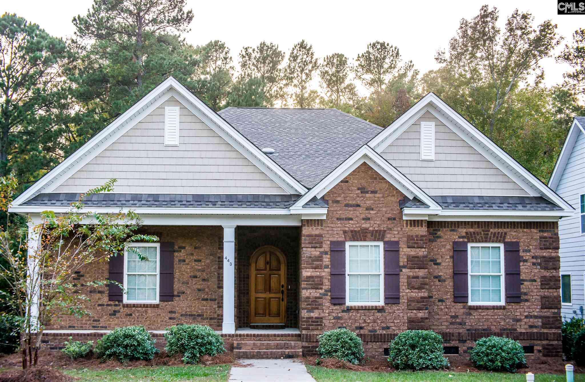 443 Links Crossing Blythewood, SC 29016