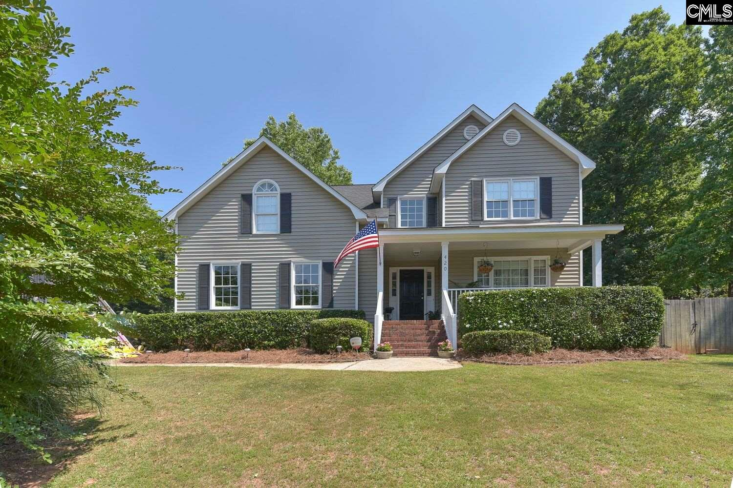 420 Plantation Lexington, SC 29072-7921