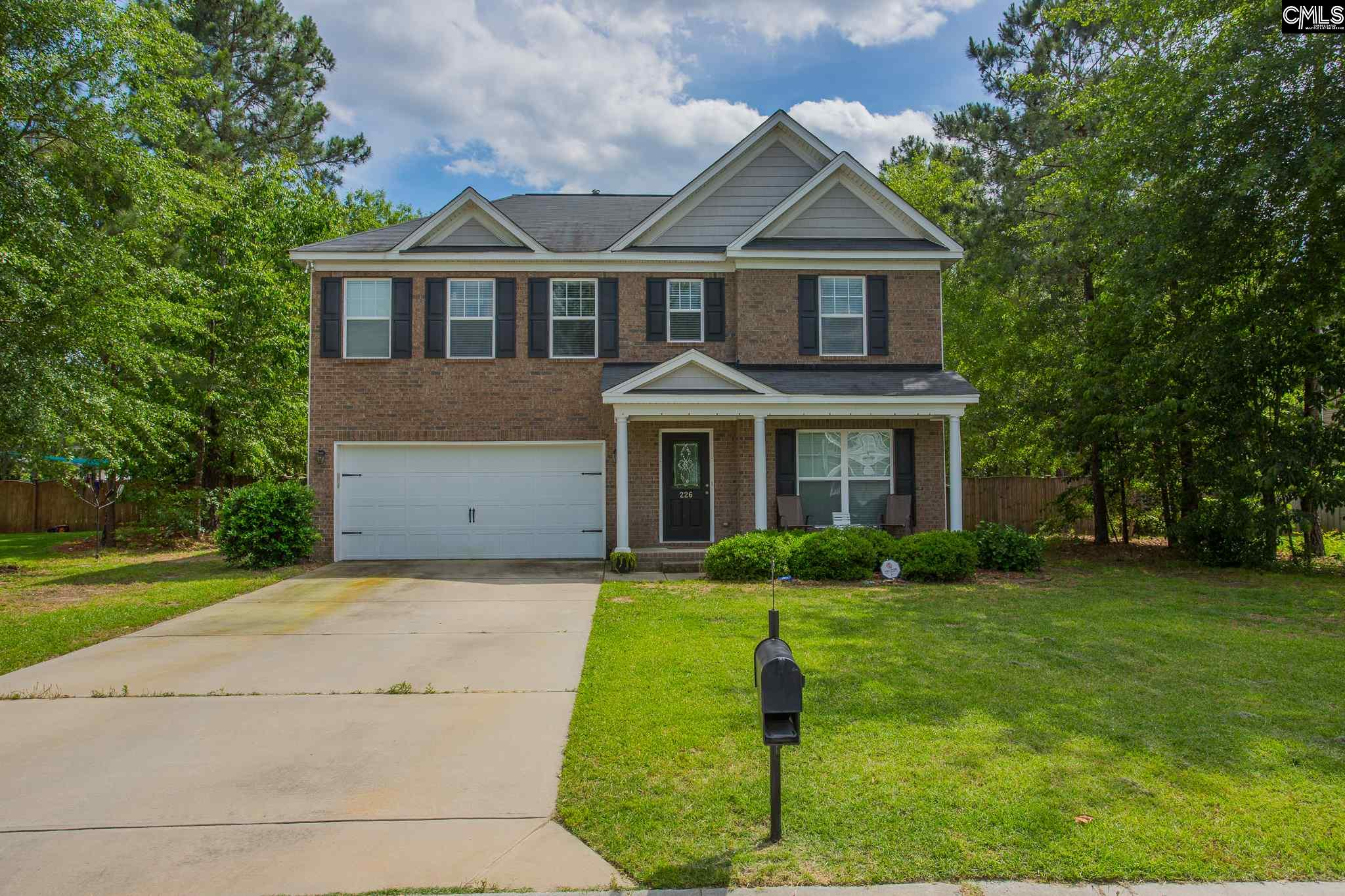 226 Quiet Pond Blythewood, SC 29016