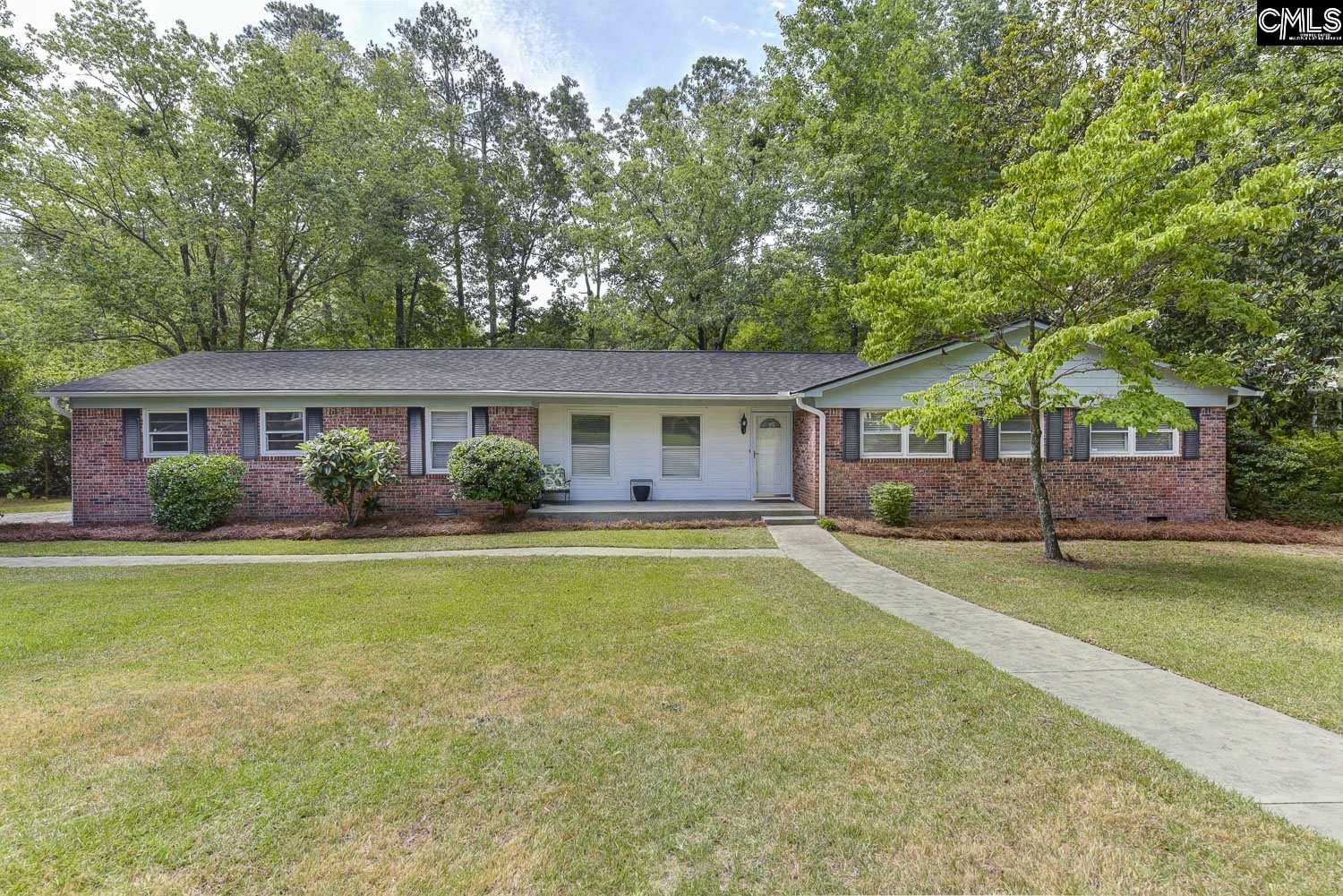 4628 Crystal Columbia, SC 29206-1011