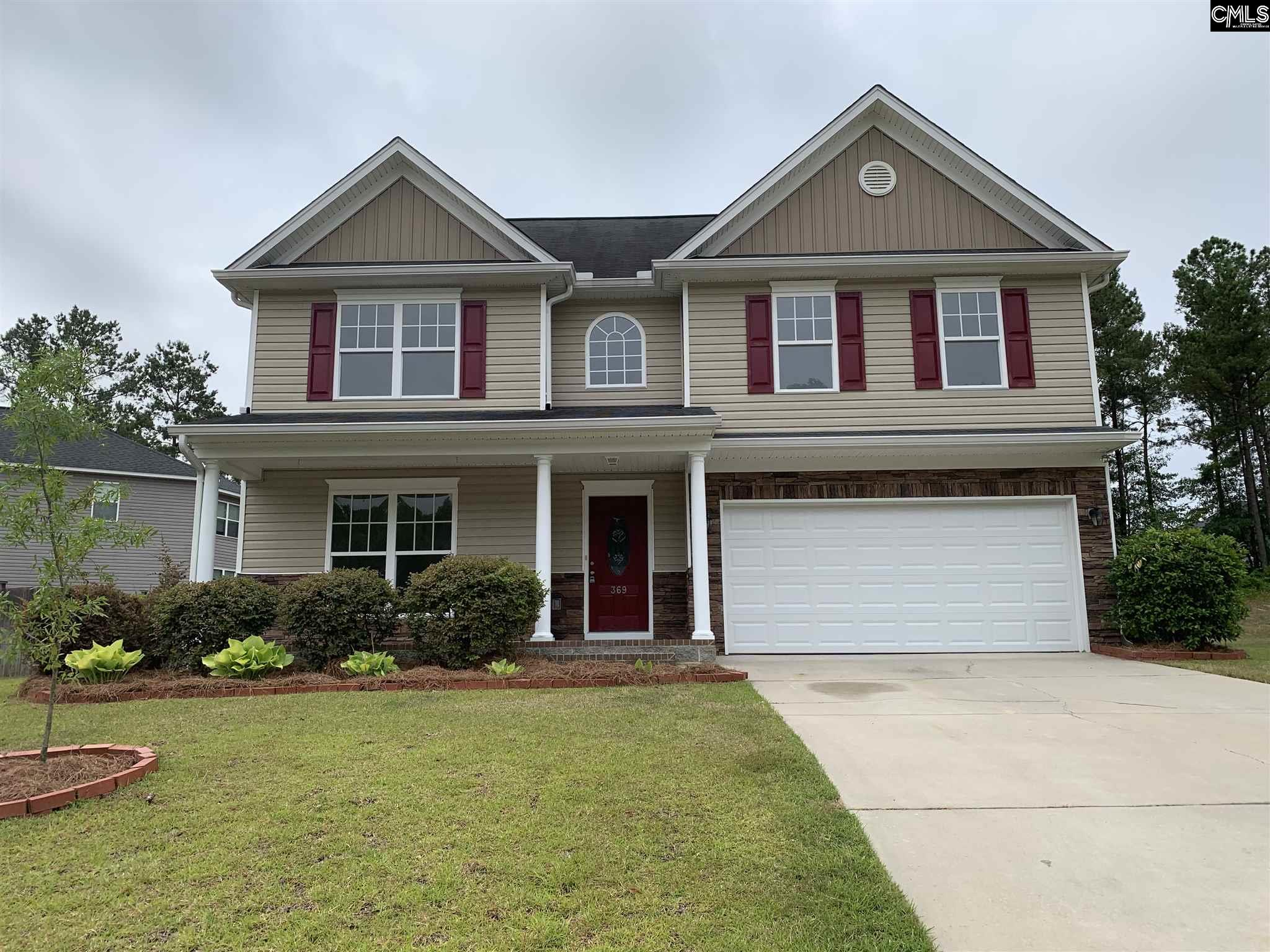 369 Quiet Creek Blythewood, SC 29016