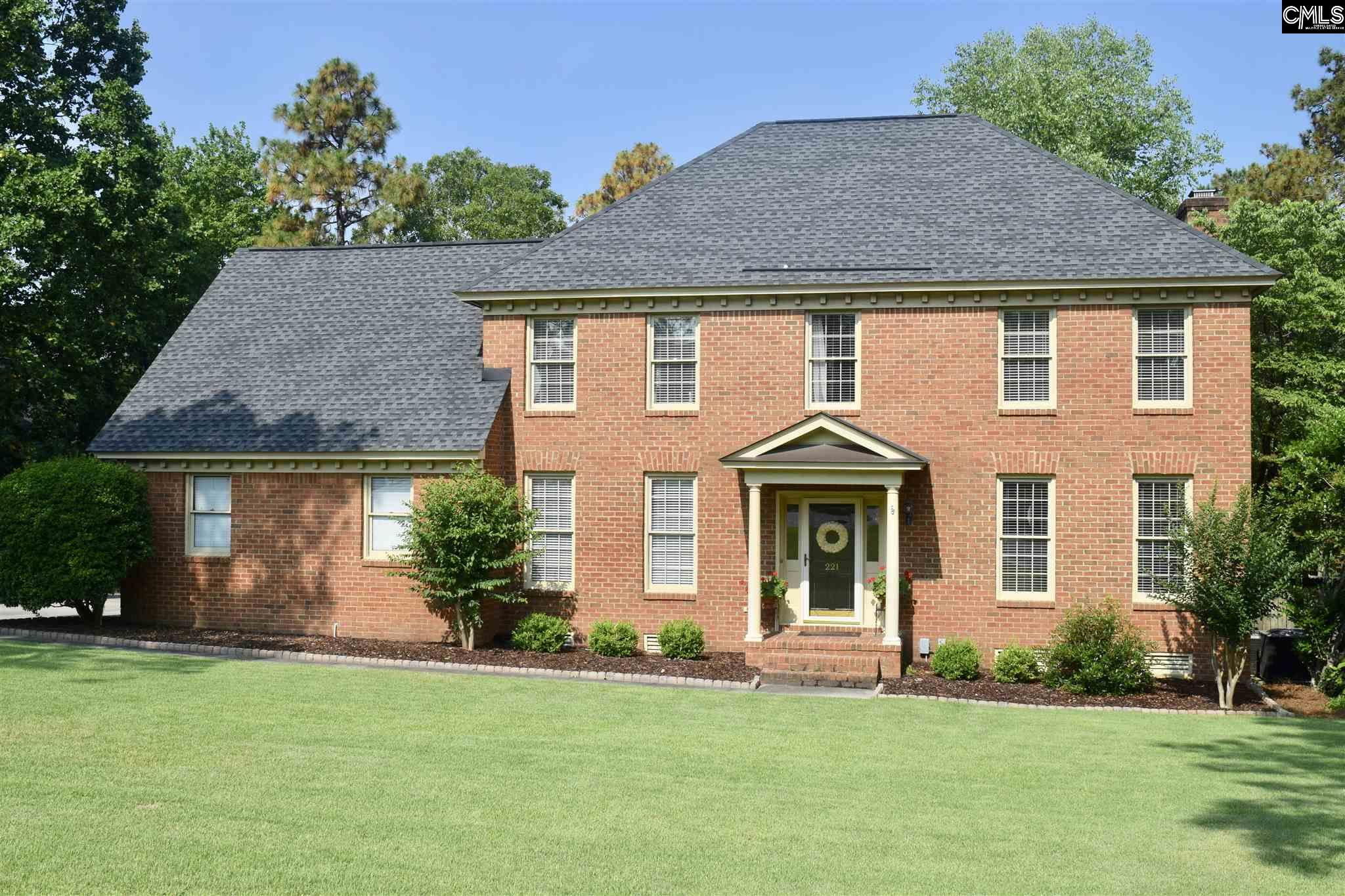 221 Genessee Valley Columbia, SC 29223