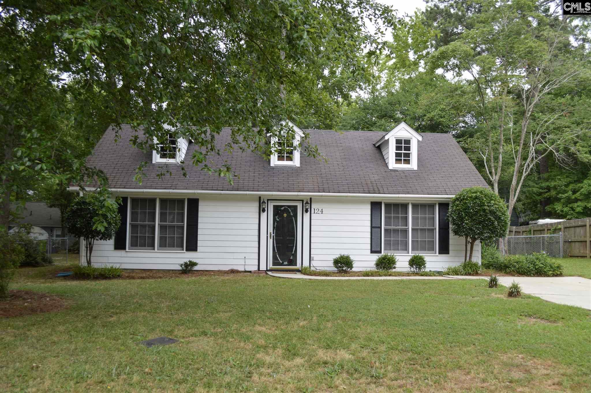 124 Oak Hampton Irmo, SC 29063