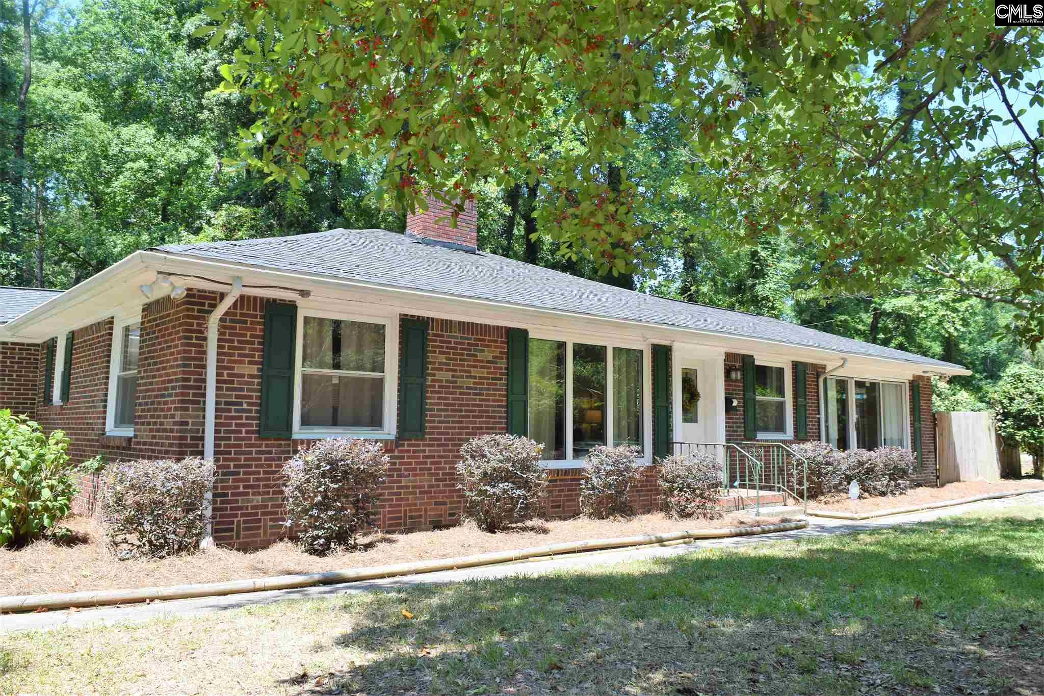 3453 Earlewood Columbia, SC 29201-1421