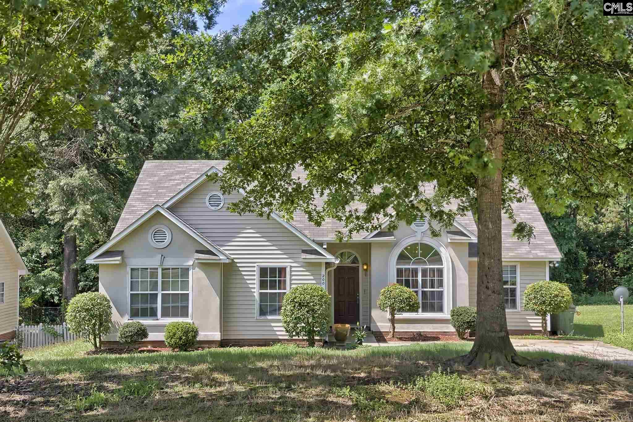 200 Scanley Road Irmo, SC 29063