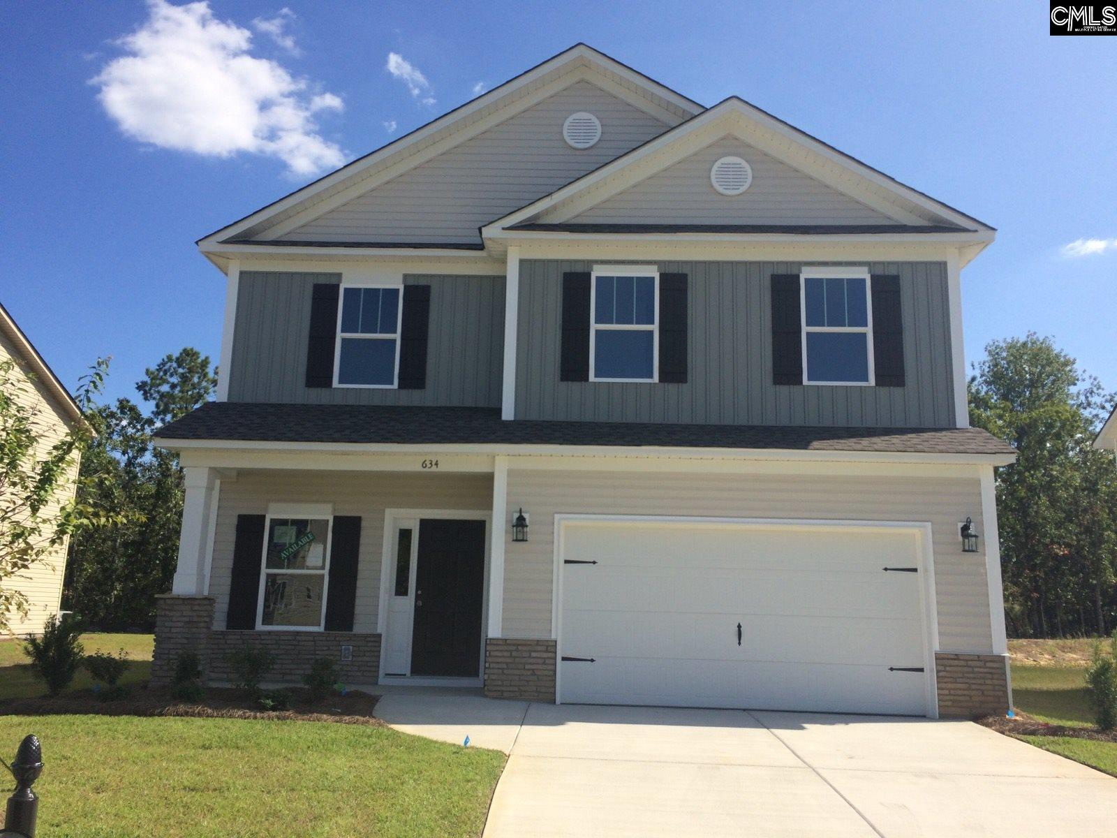 634 Teaberry (lot 119) Columbia, SC 29229
