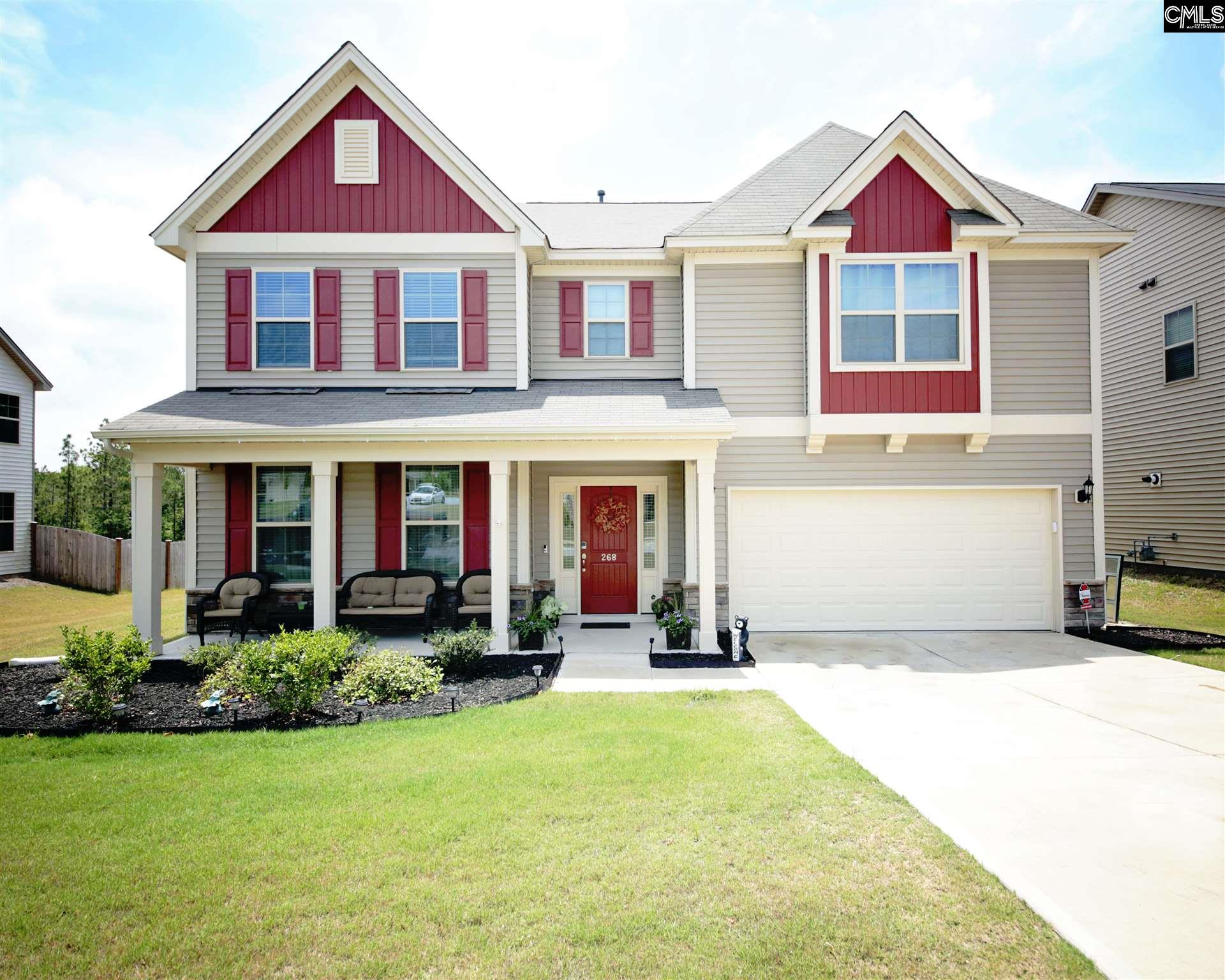 268 Meadow Springs Columbia, SC 29229