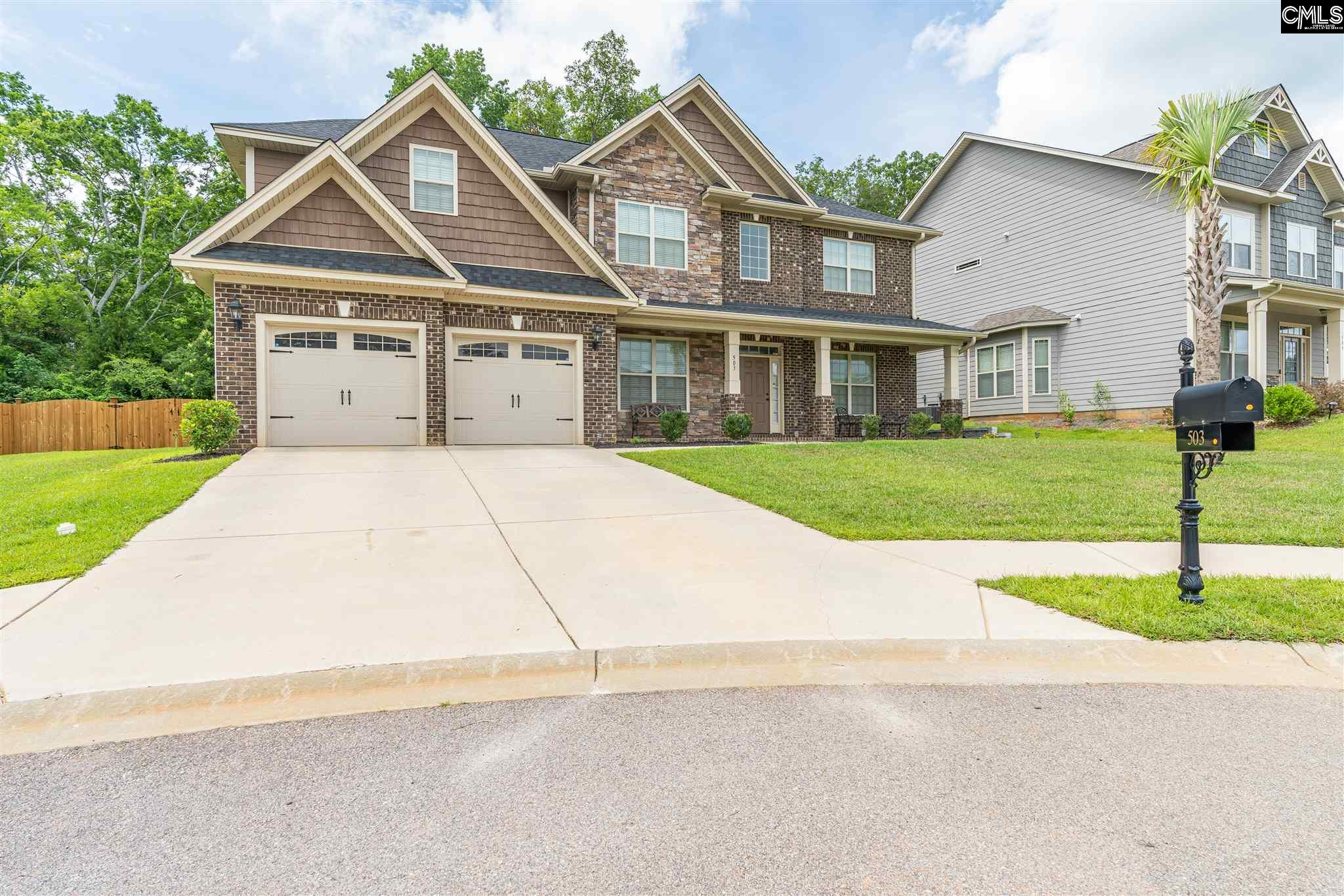 503 Compass Rose Irmo, SC 29063