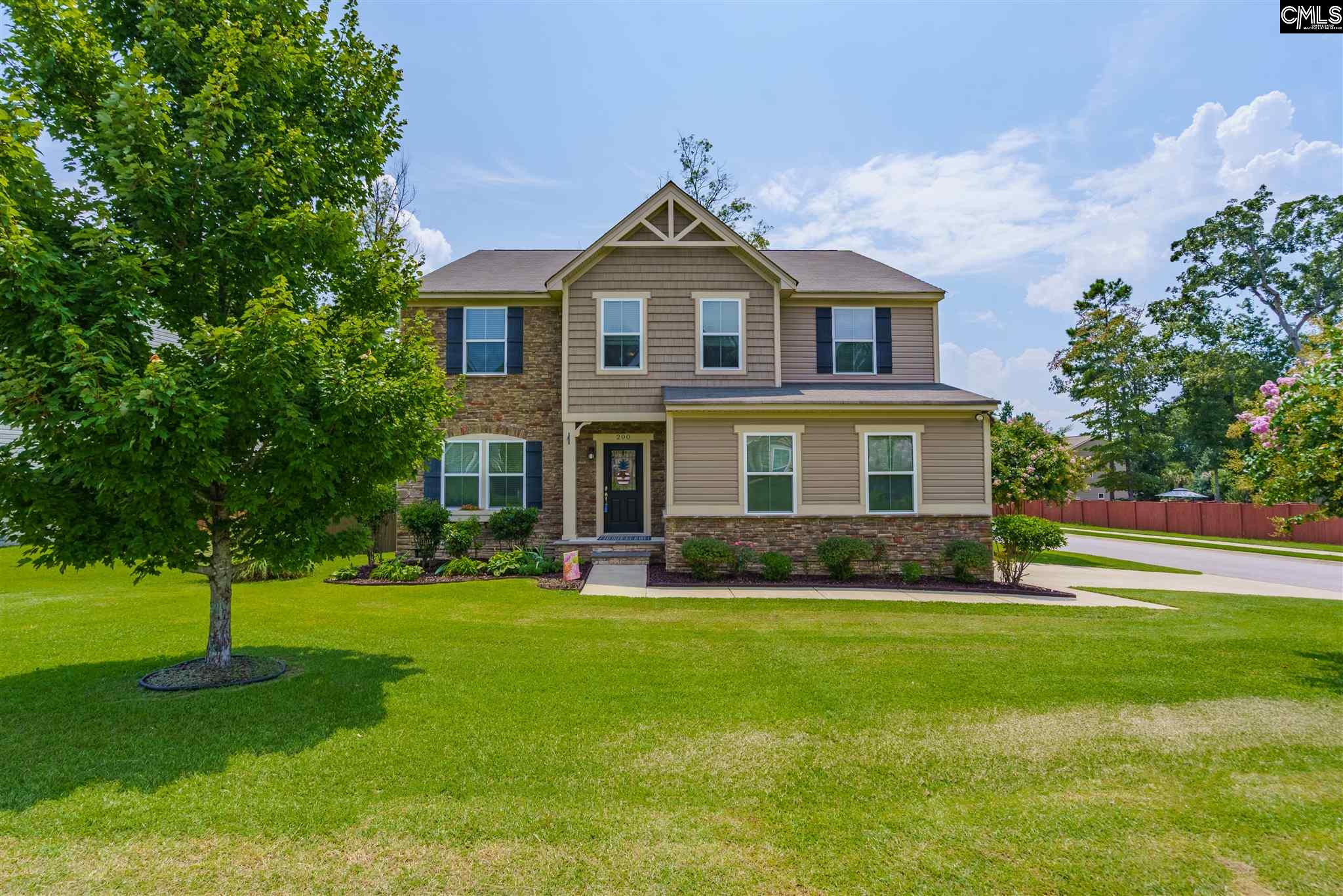 200 Hearthwood Irmo, SC 29063