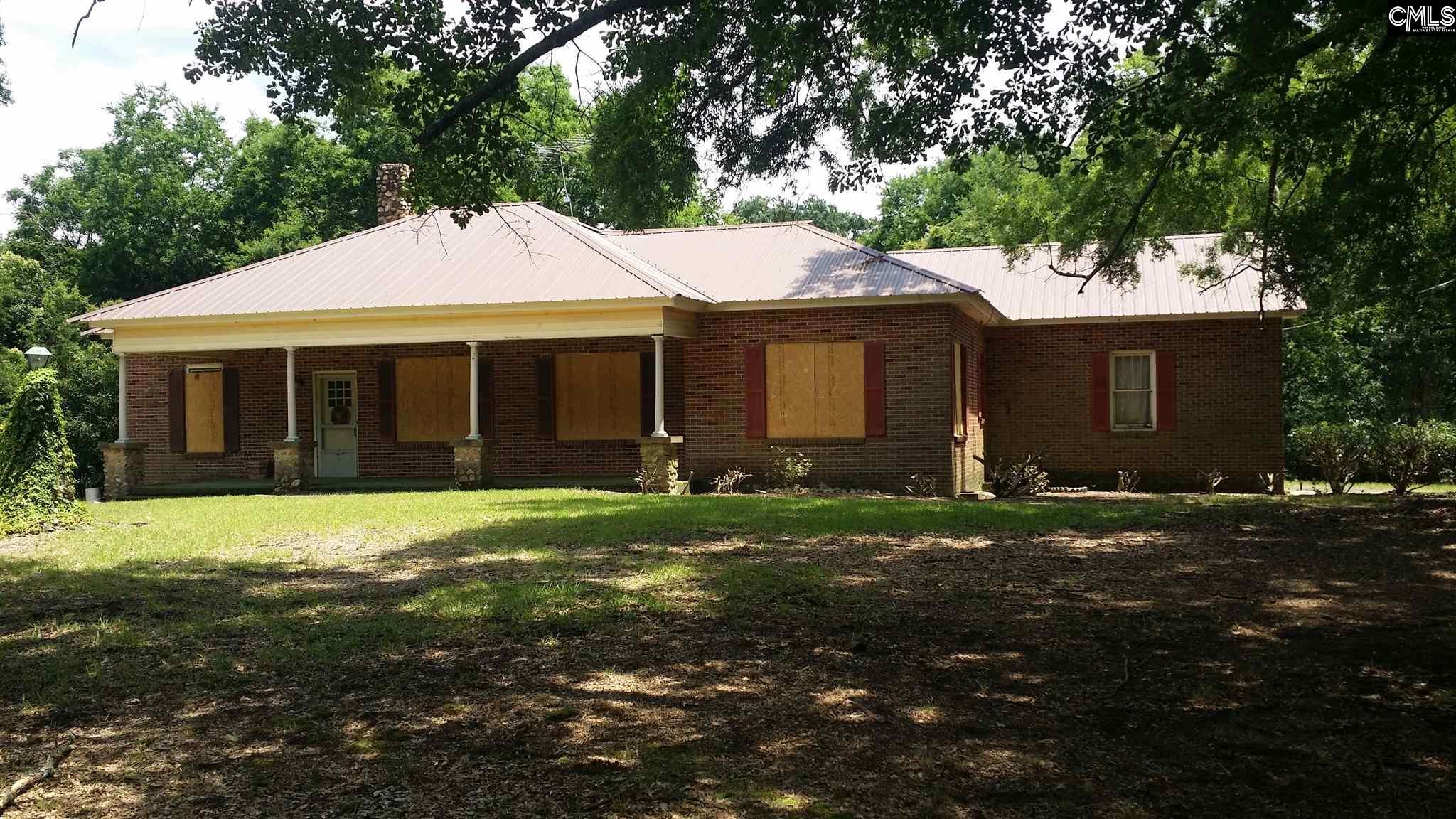 1534 Harold Bowers Newberry, SC 29108