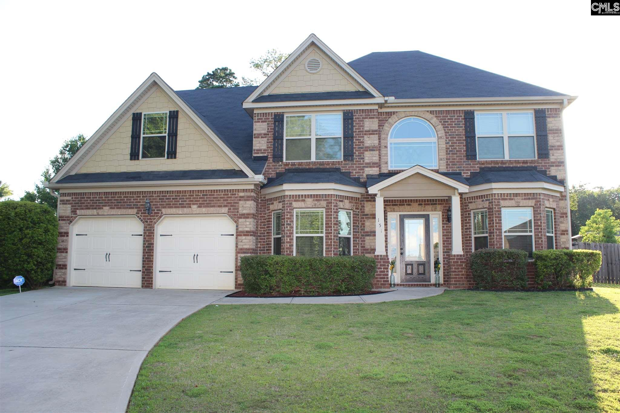 151 Rose Oak Irmo, SC 29063