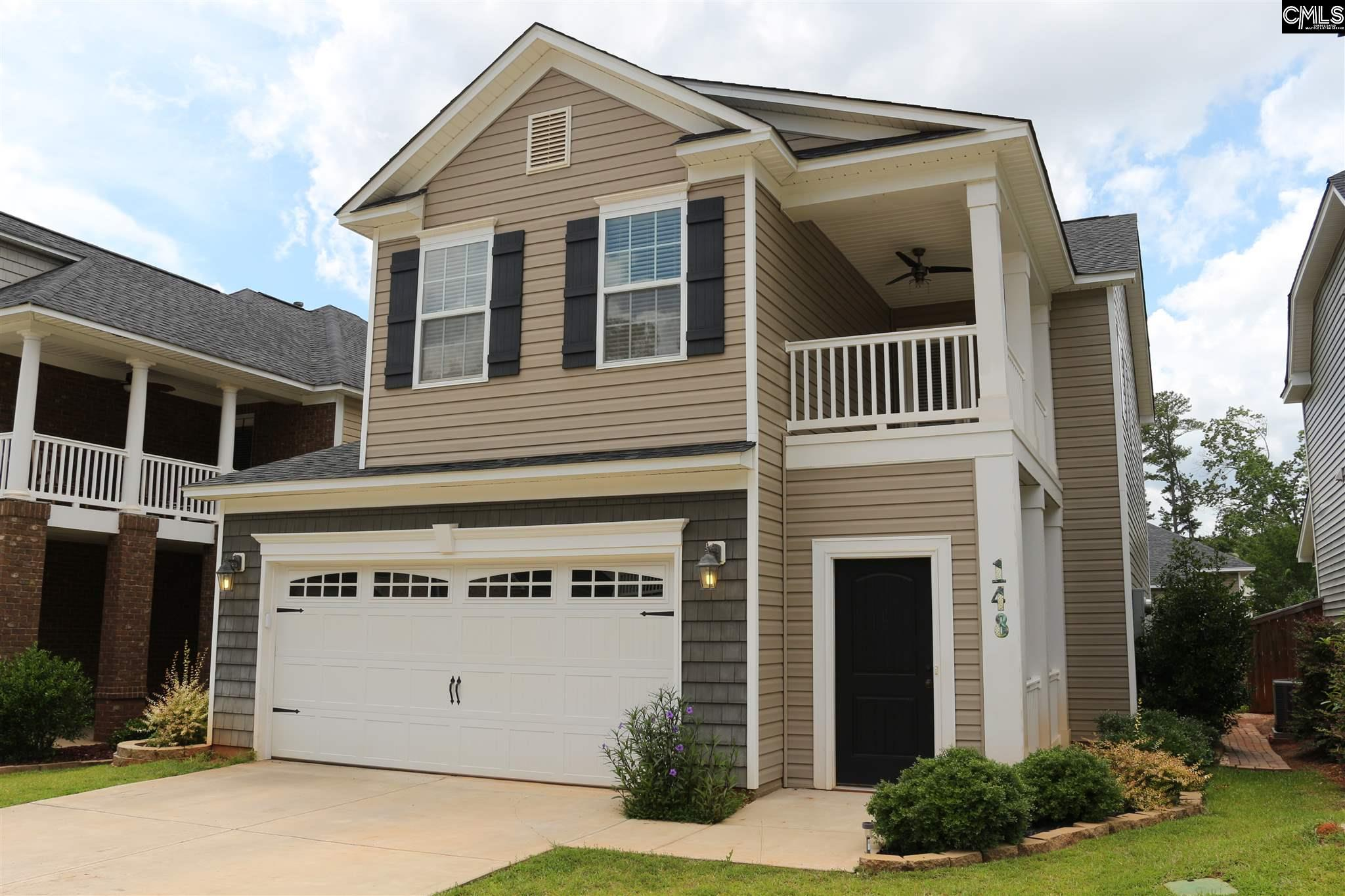 148 Cherokee Pond Lexington, SC 29072