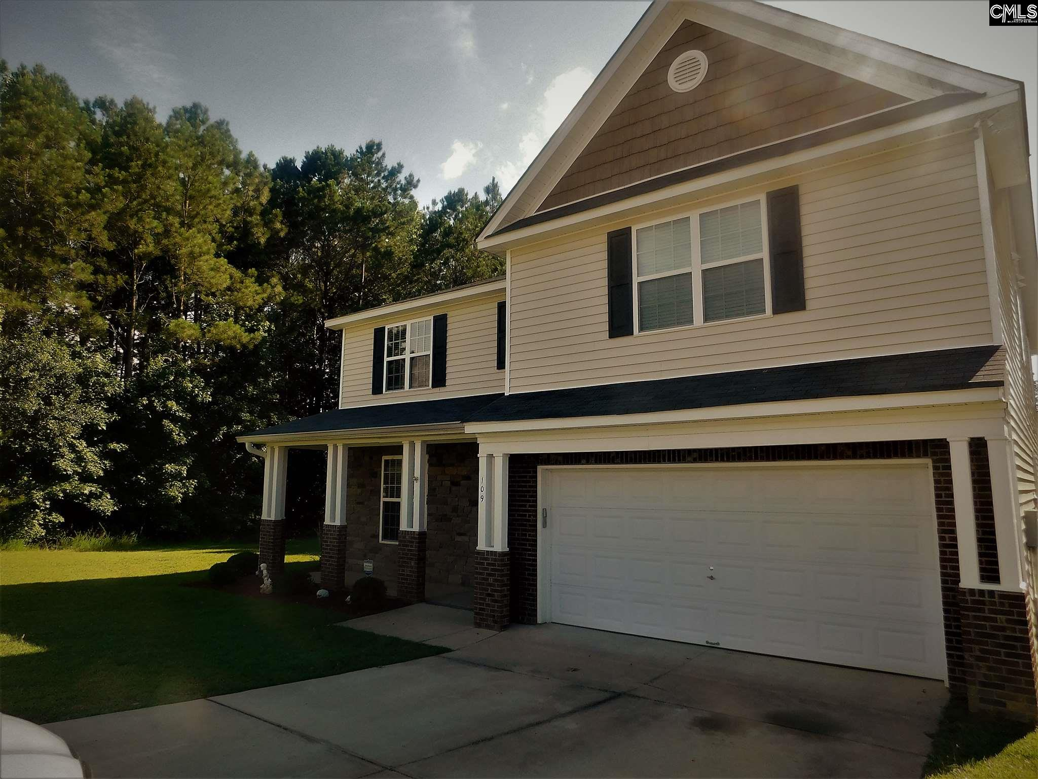 109 Thomaston Columbia, SC 29229-8191