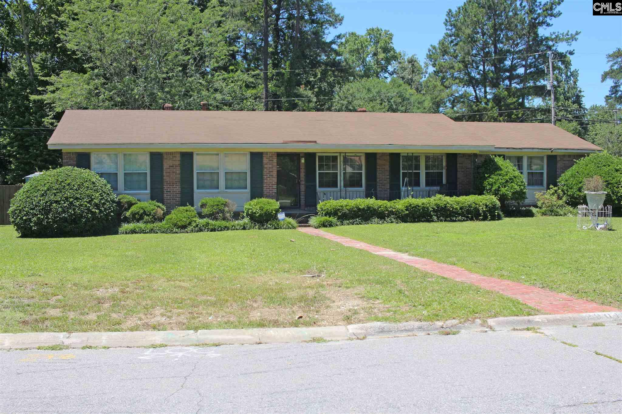 2901 Woodway Columbia, SC 29223