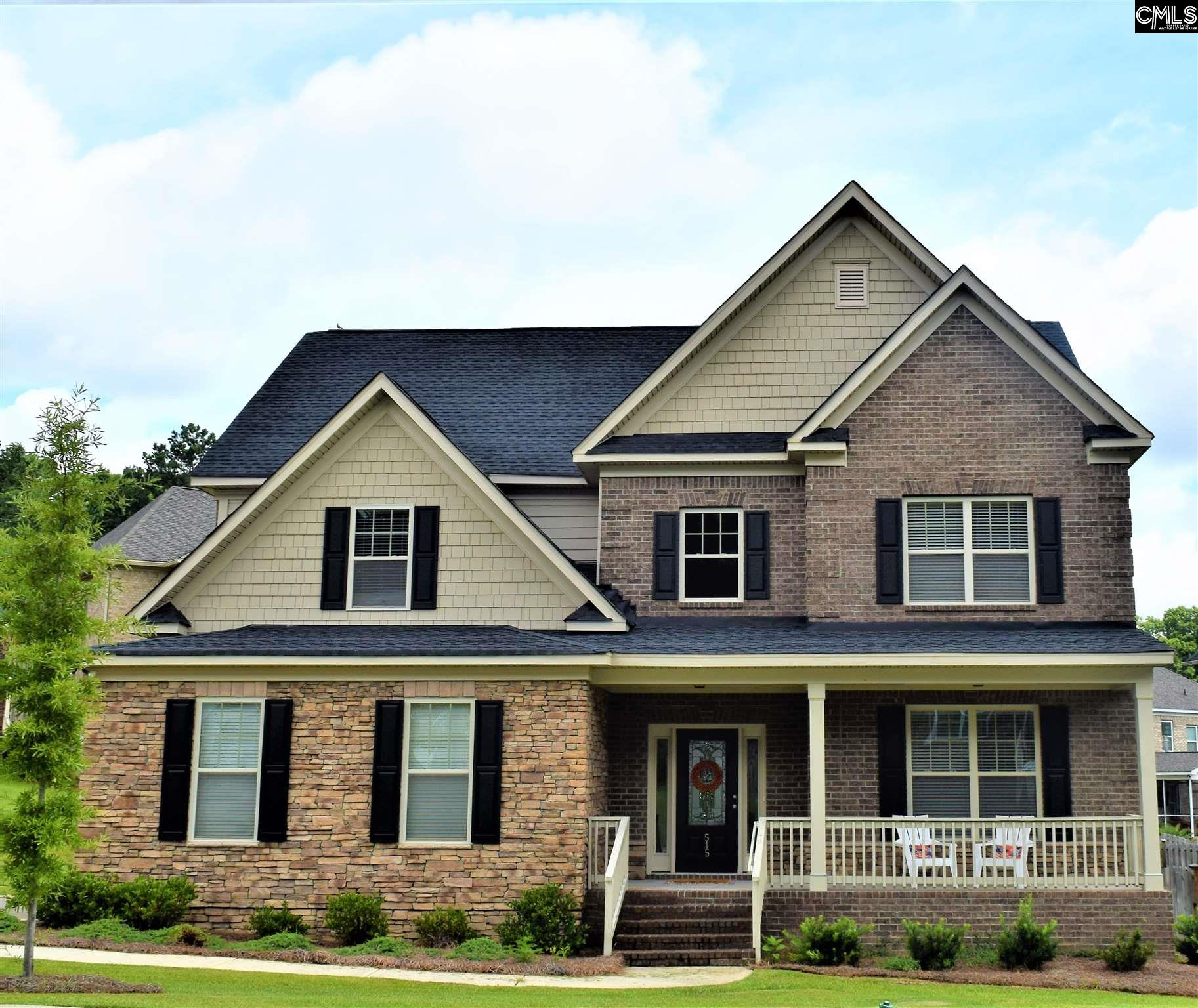 515 Crooked Pine Lexington, SC 29073-6403