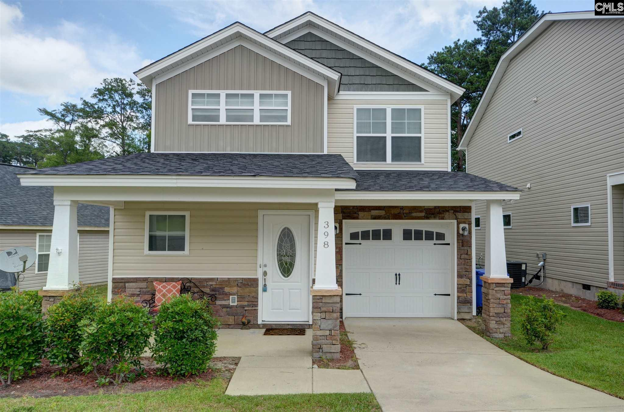 398 Eagle Feather, Columbia, South Carolina