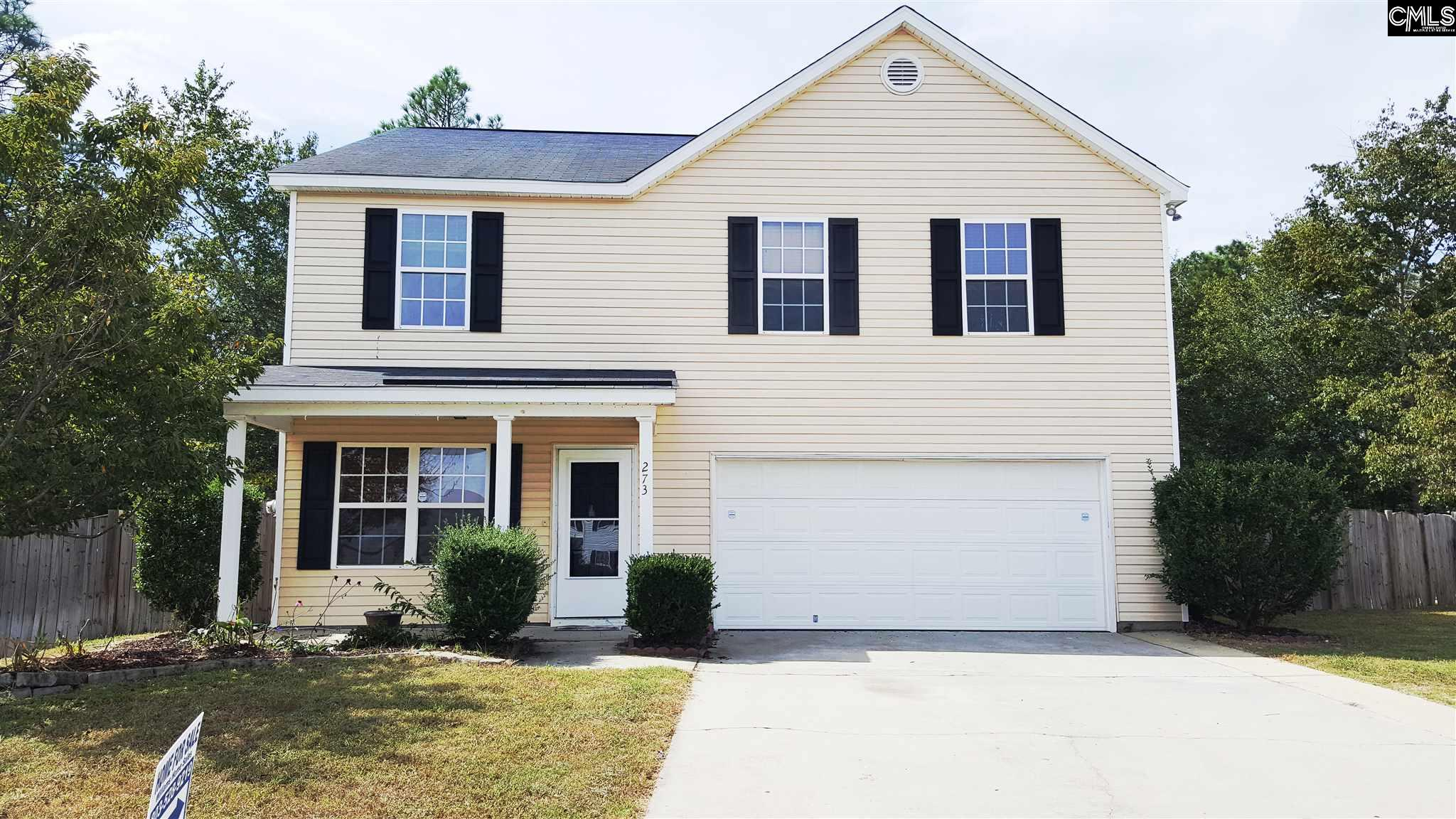 273 Arthurdale West Columbia, SC 29170