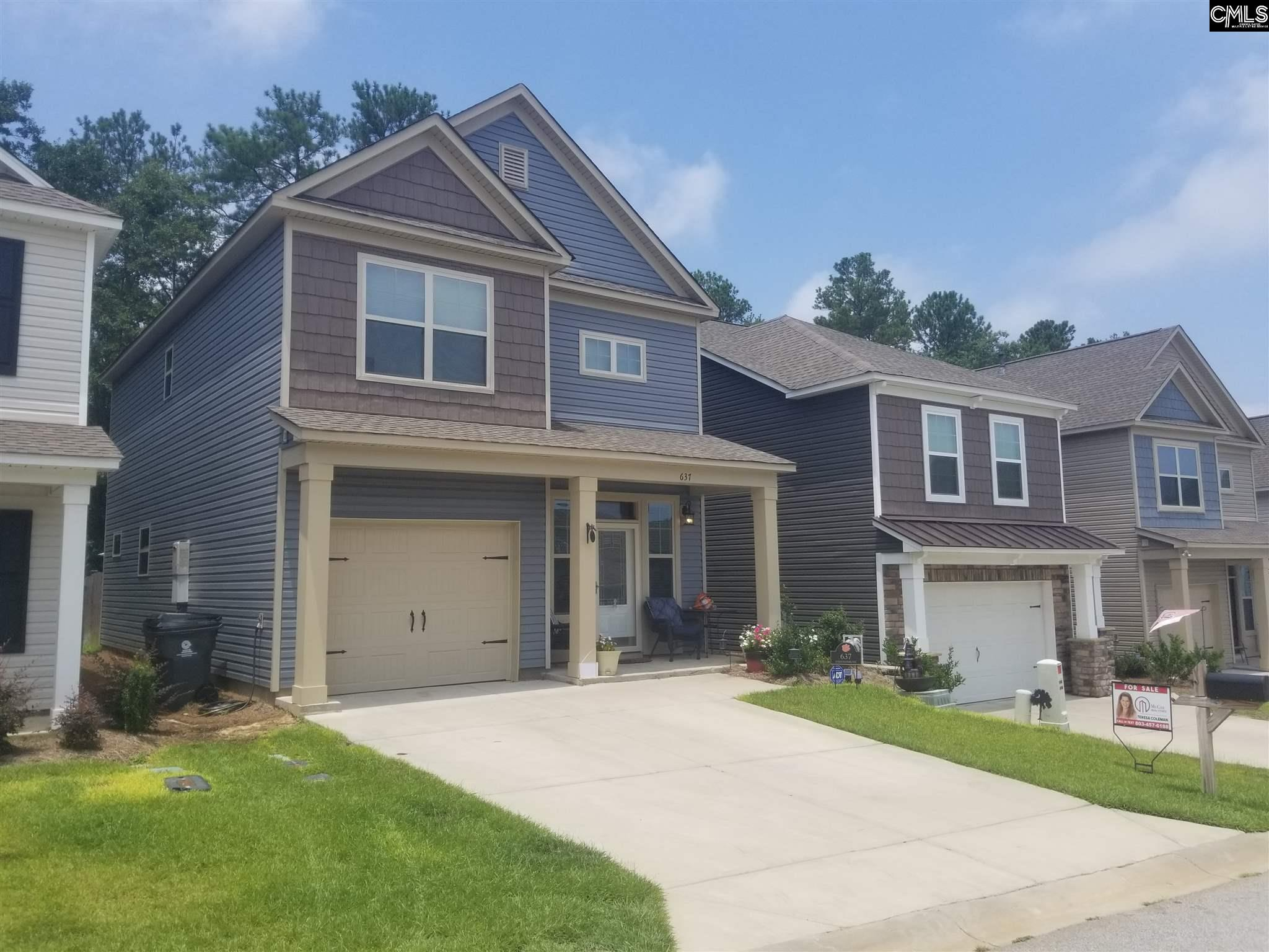637 Dawsons Park Lexington, SC 29072