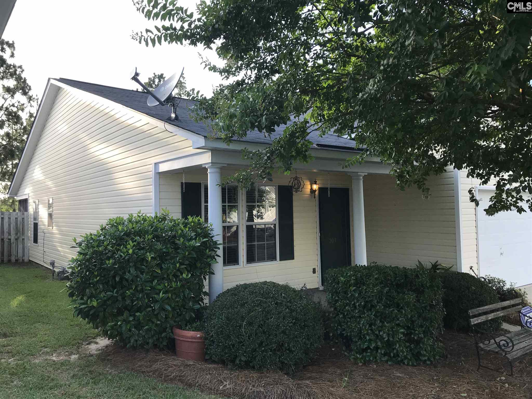 203 Chapelwood Columbia, SC 29229