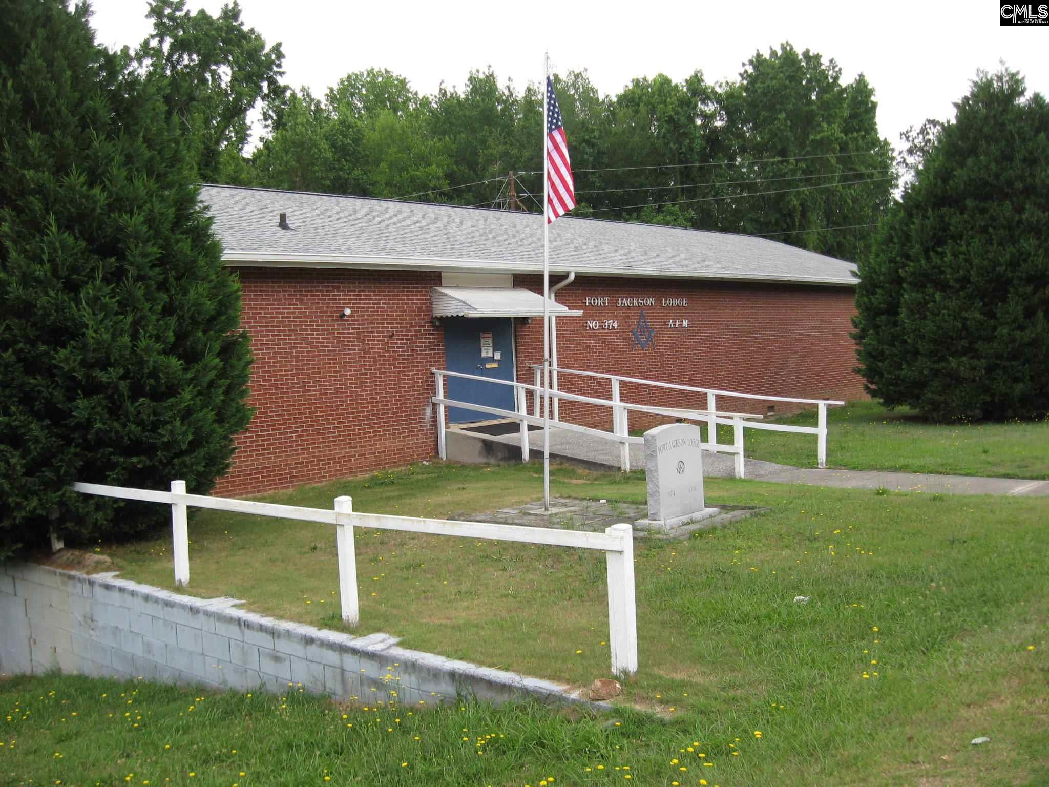 4735 Fort Jackson Columbia, SC 29209-1109