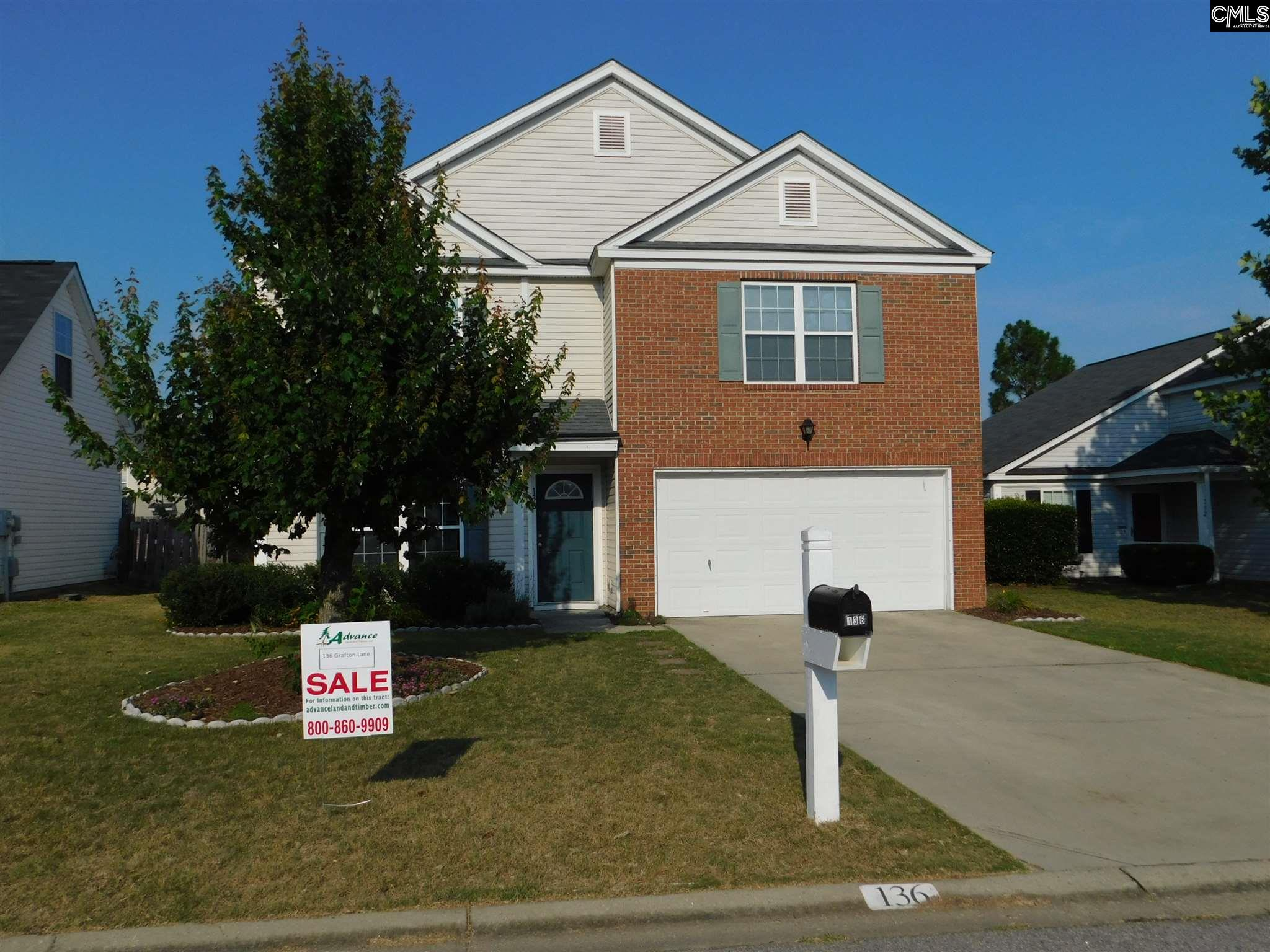 136 Grafton Lexington, SC 29072
