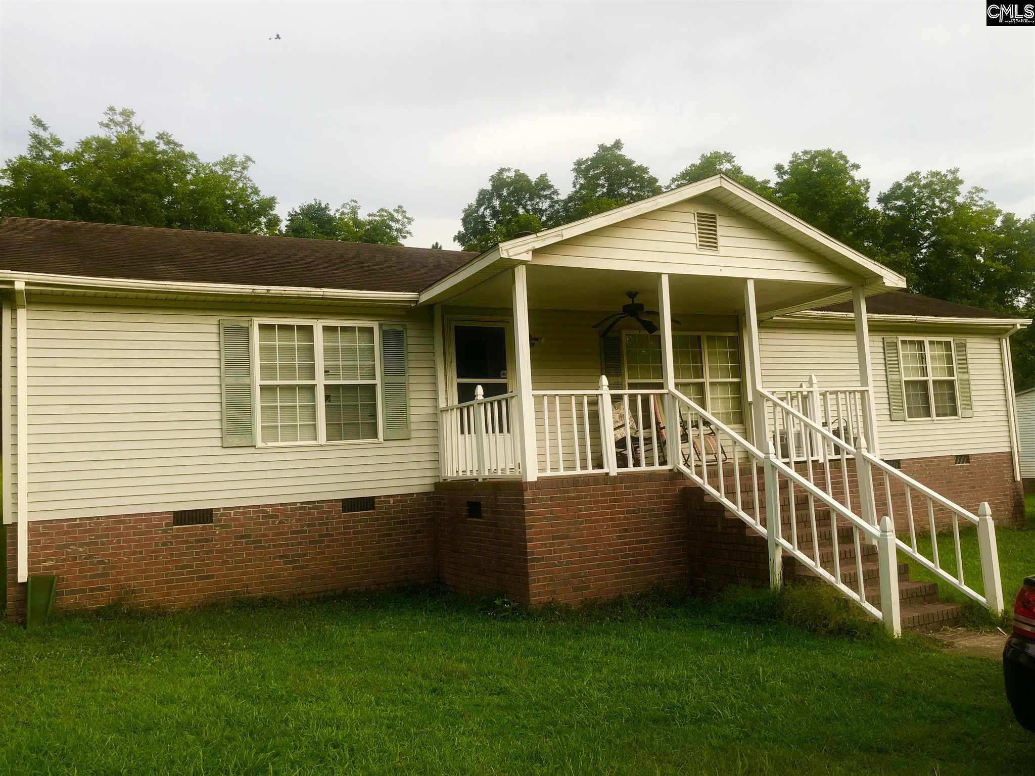 81 Cedar Grove Ridgeway, SC 29130