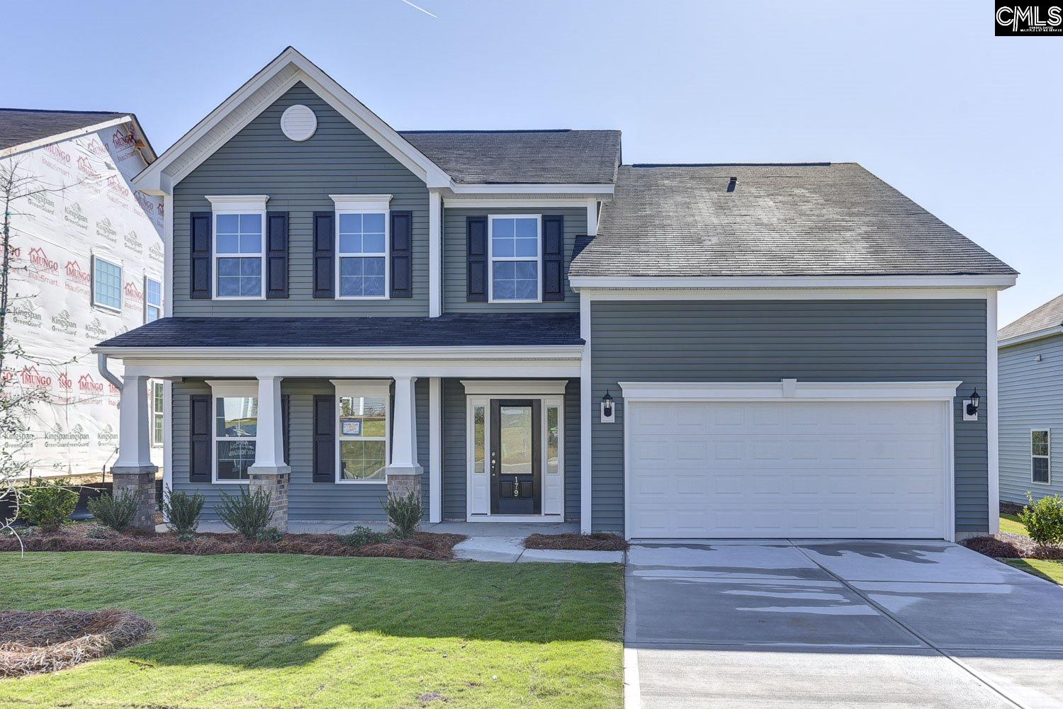 179 Aldergate Lexington, SC 29073-0000