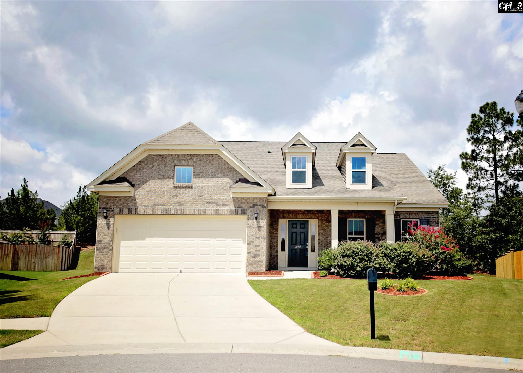 322 Justin Rogers Lexington, SC 29072