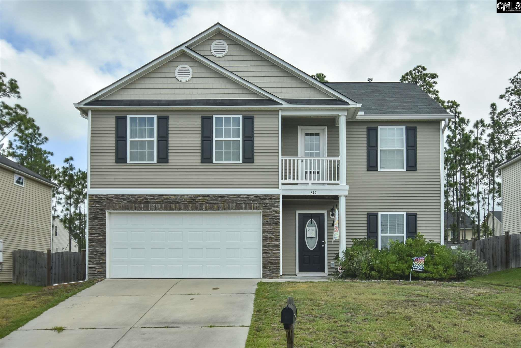 315 Cumbre Lexington, SC 29073