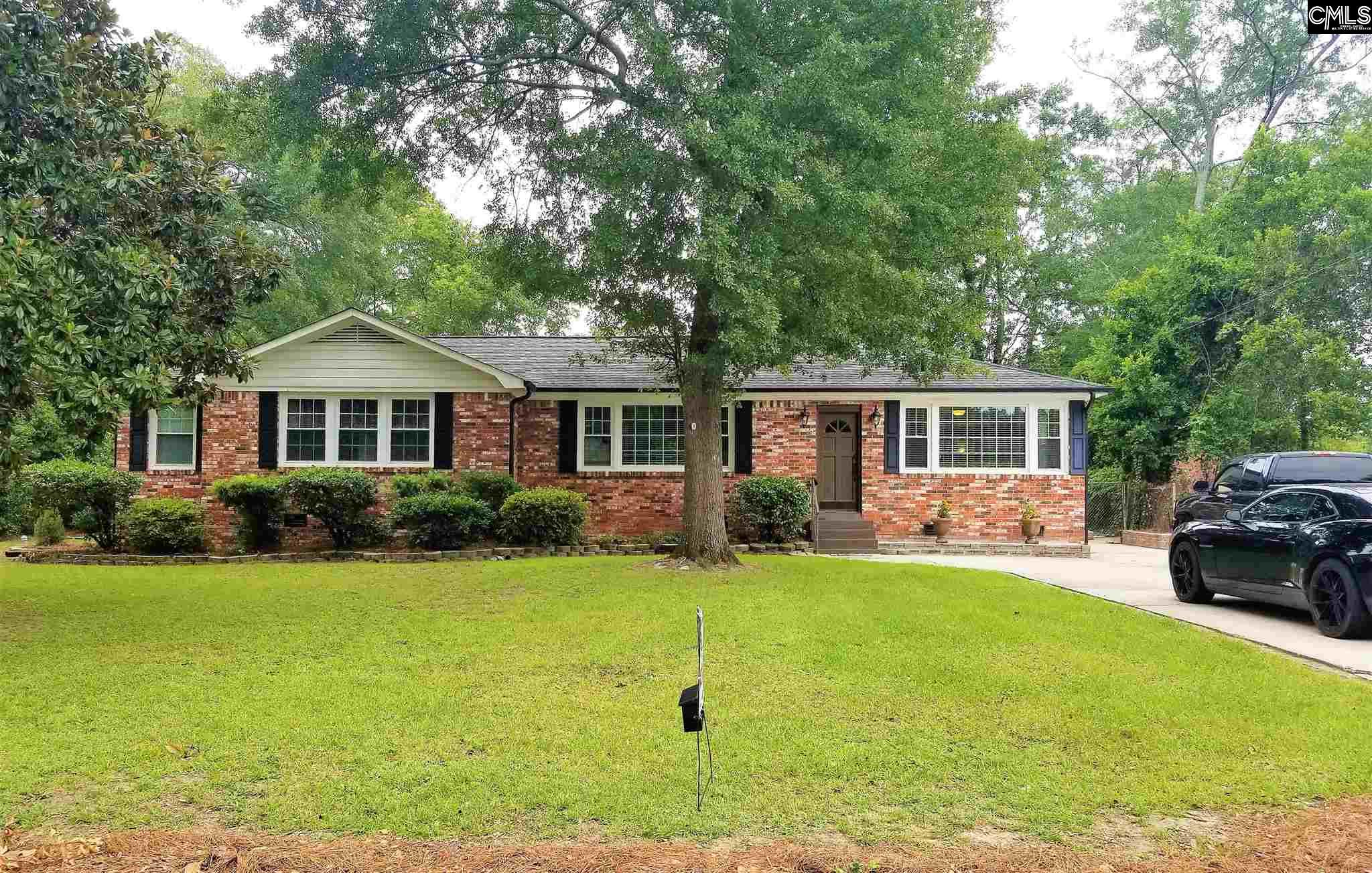 1609 Gambrell West Columbia, SC 29169